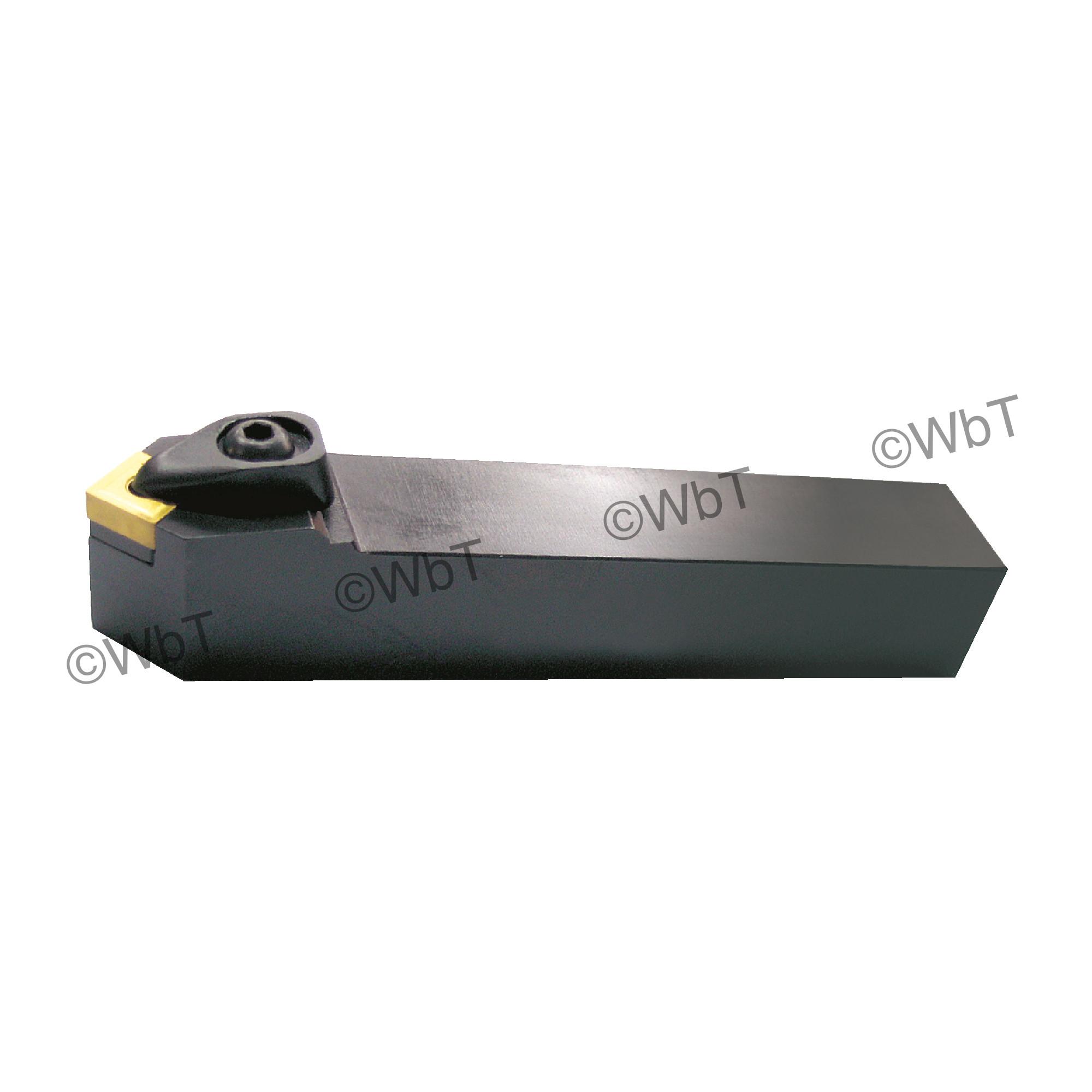 "TTC PRODUCTION - DSDNN12-4B / 0.750"" External Tool Holder for SNMG43_ Inserts / Neutral"