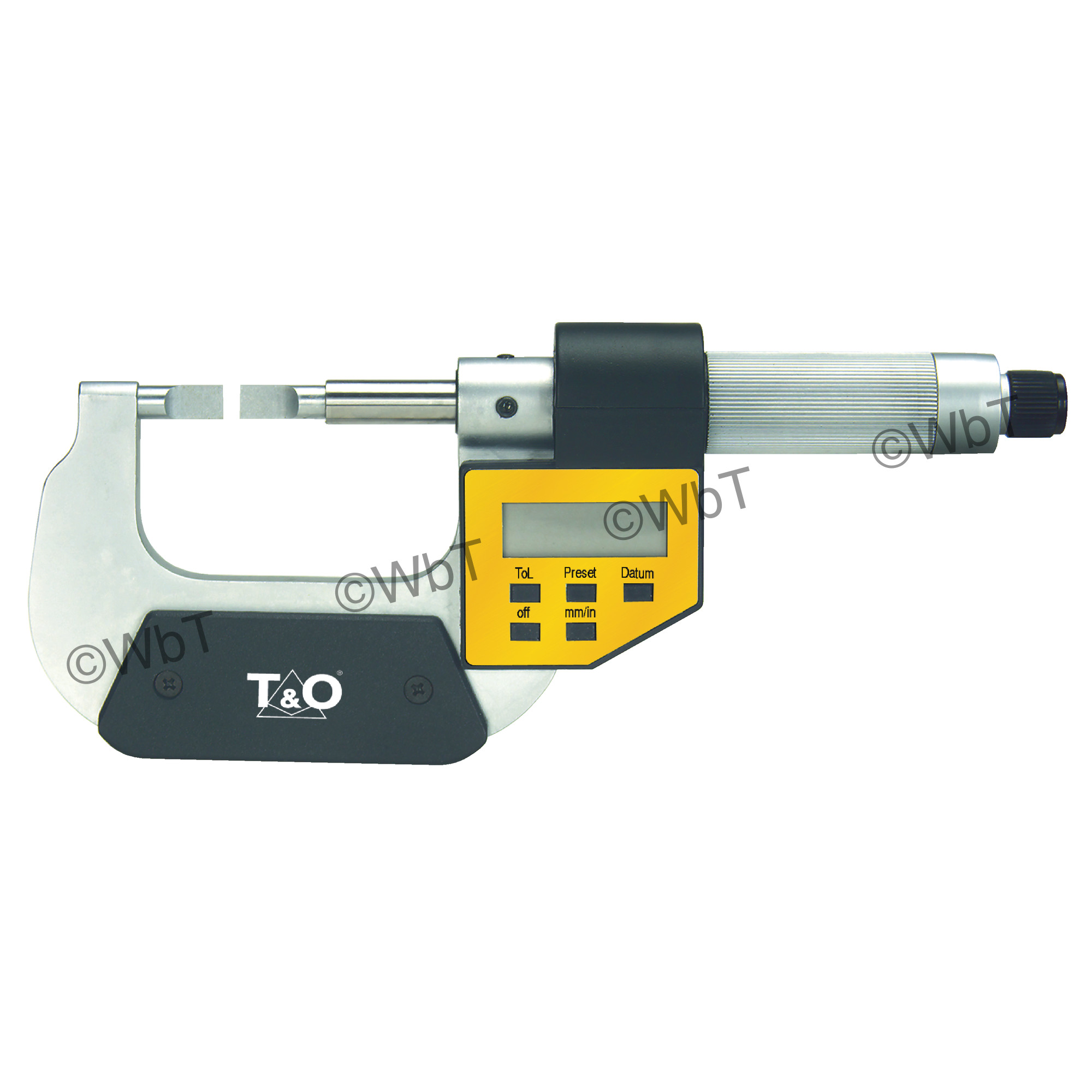 "0~1"" Electronic Blade Type Micrometer"