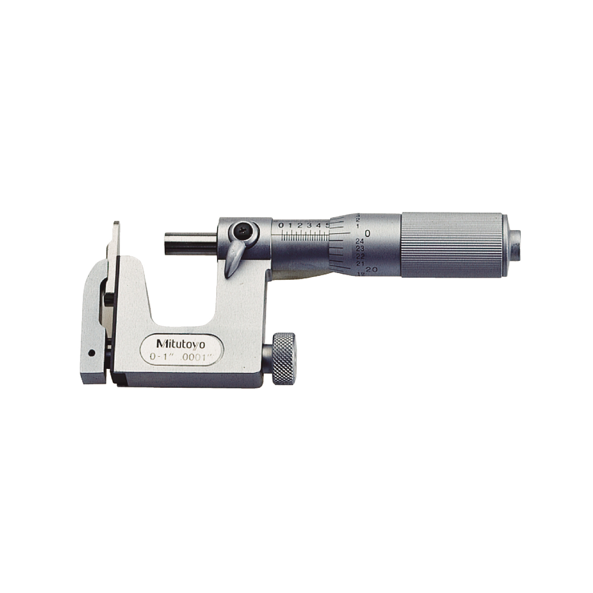 Uni-Mike Interchangeable Multi-Anvil Micrometer