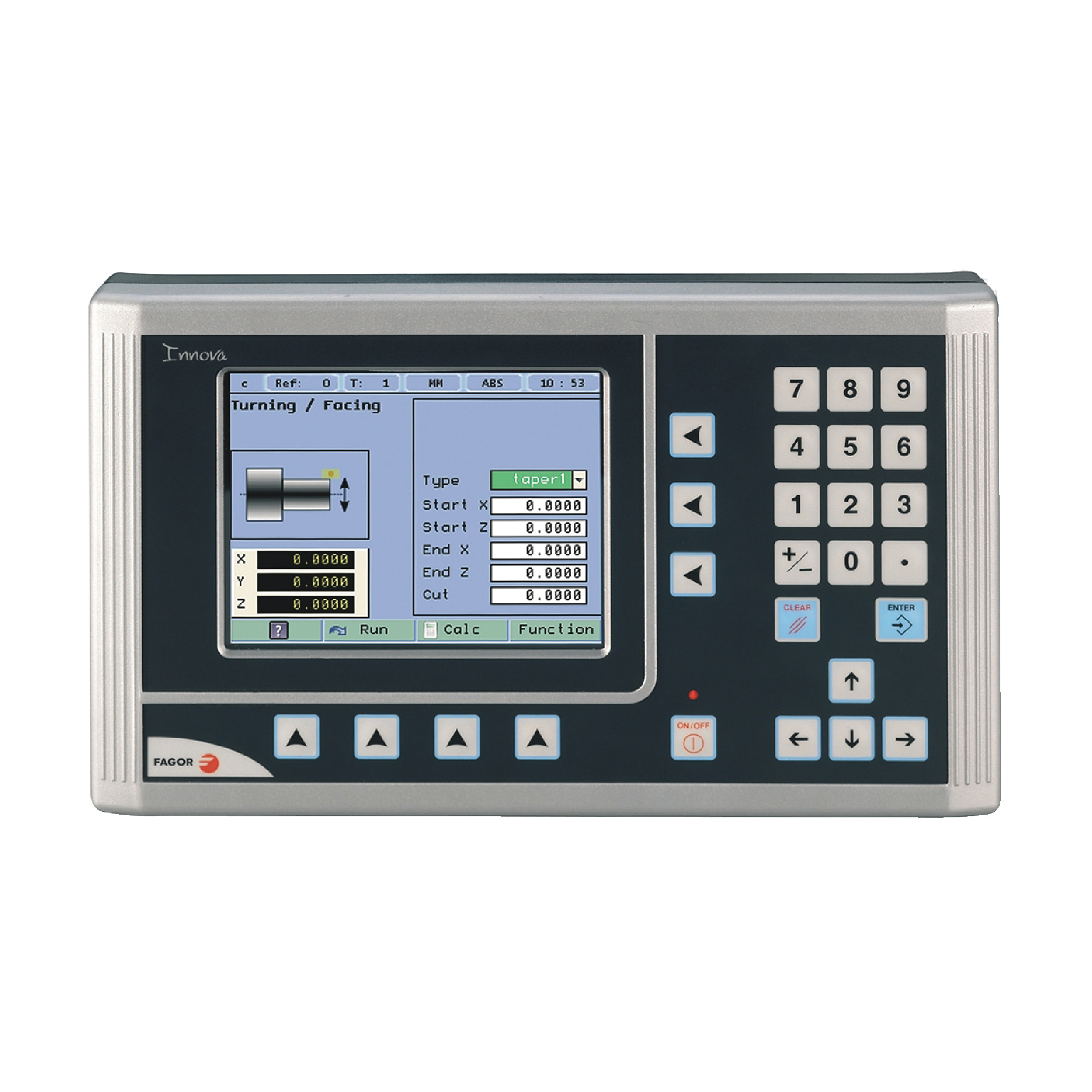 Color LCD Lathe Package