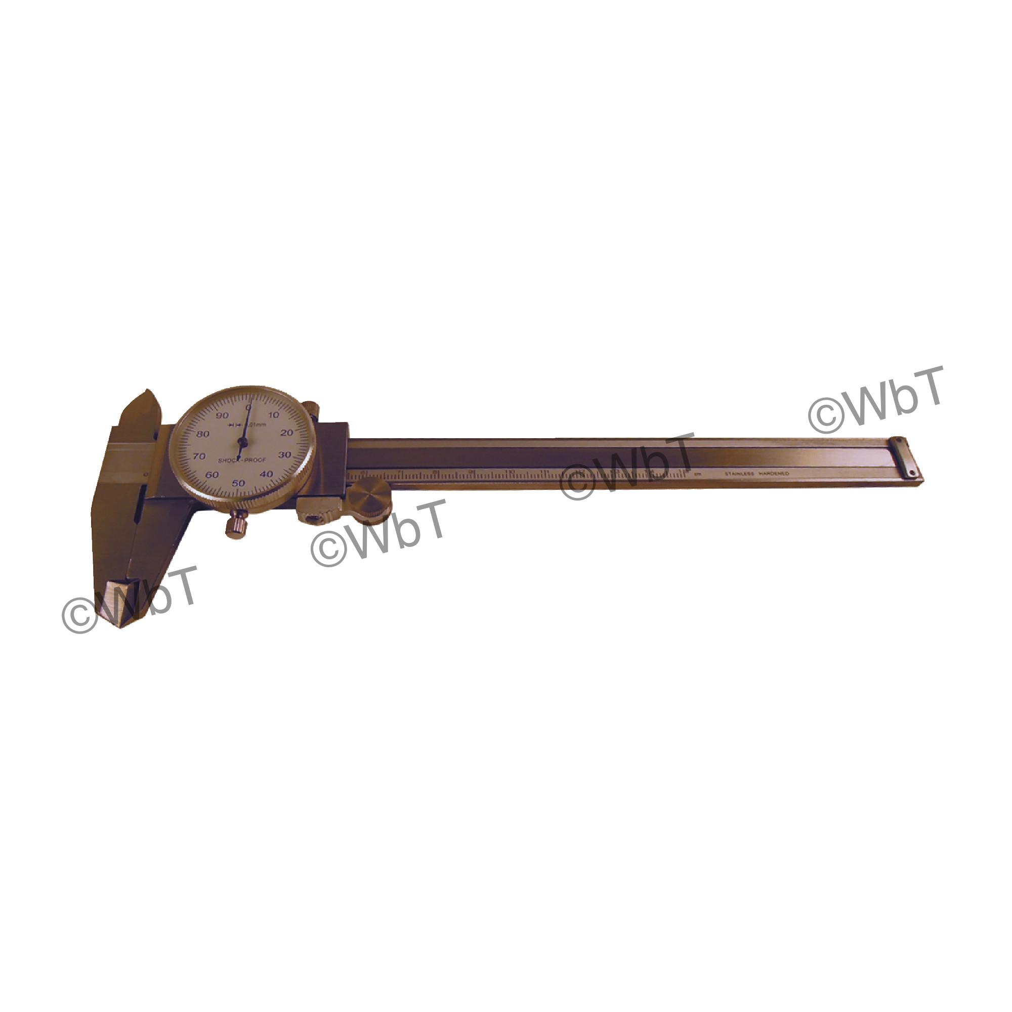 150mm Precision Dial Caliper