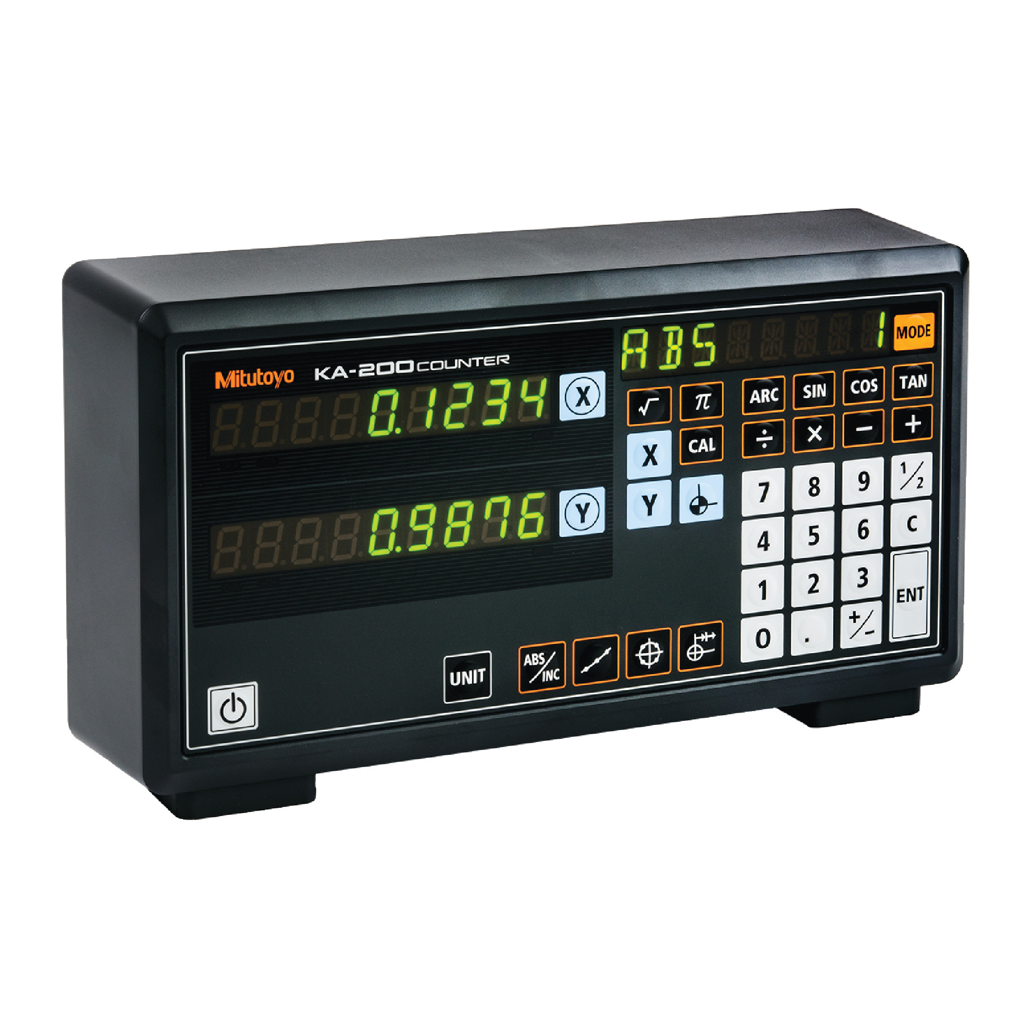 Digital Readout Counter