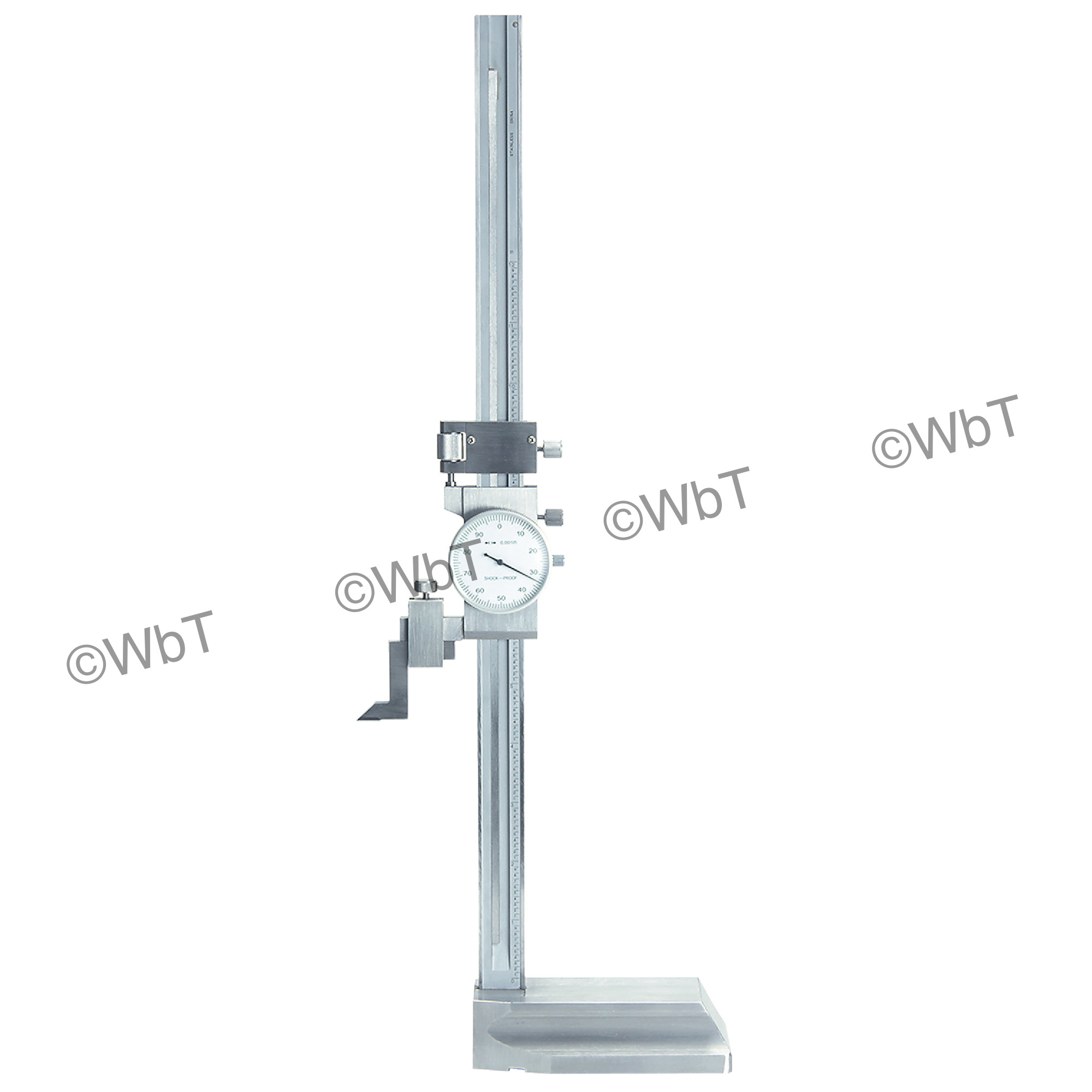 Single Beam Dial Height Gage