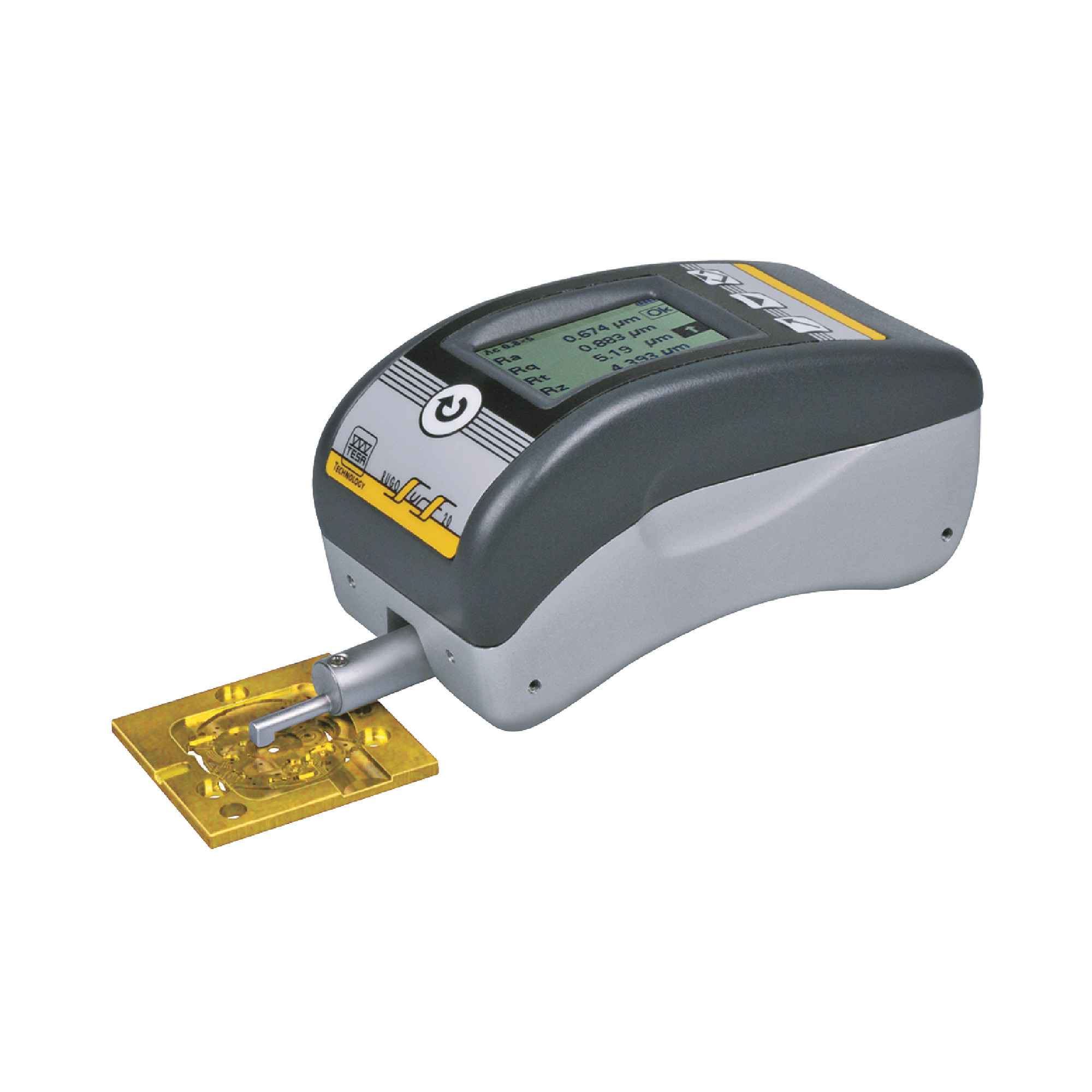 Rugosurf 20 Surface Roughness Gage