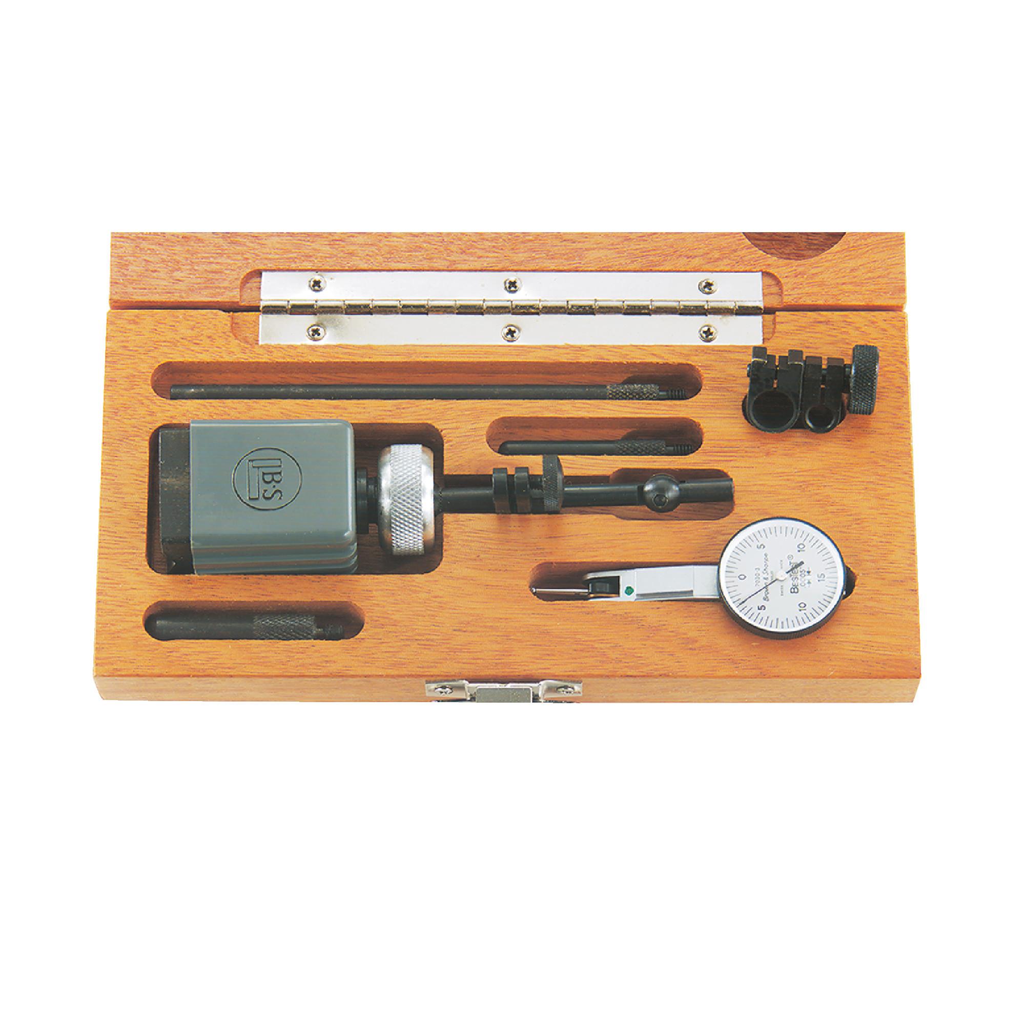 Miti-Mite Magnetic Base & BesTest® Indicator Set