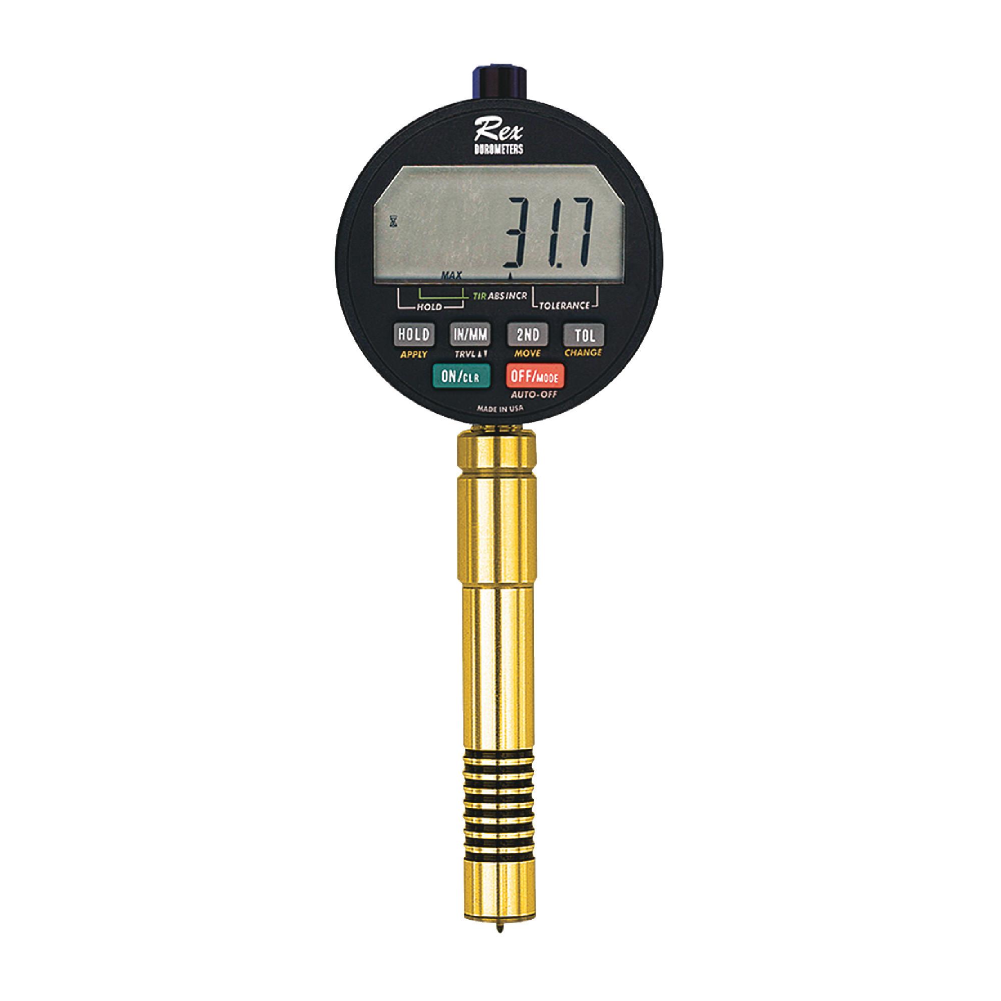 TYPE C Digital Durometer
