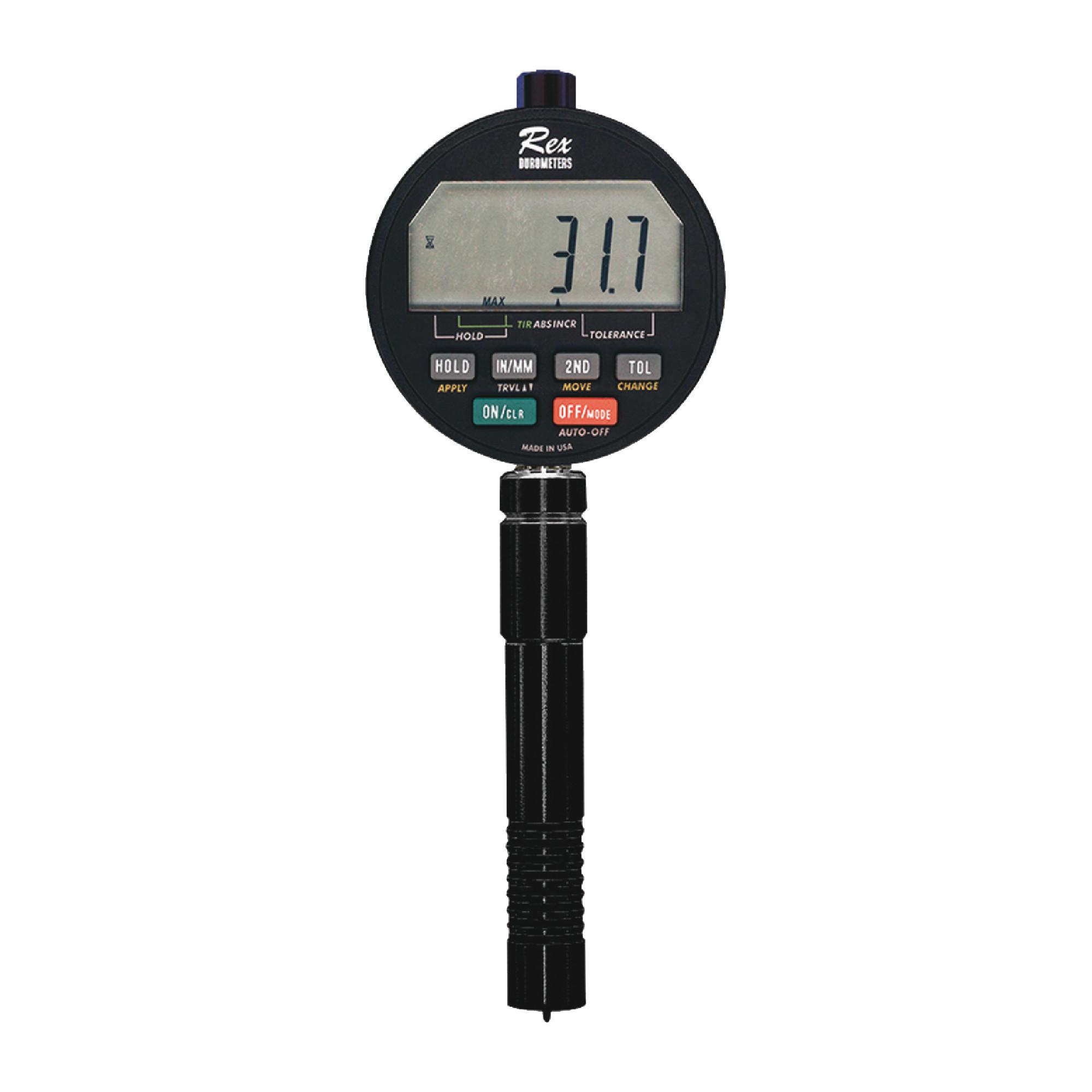 TYPE OO Digital Durometer