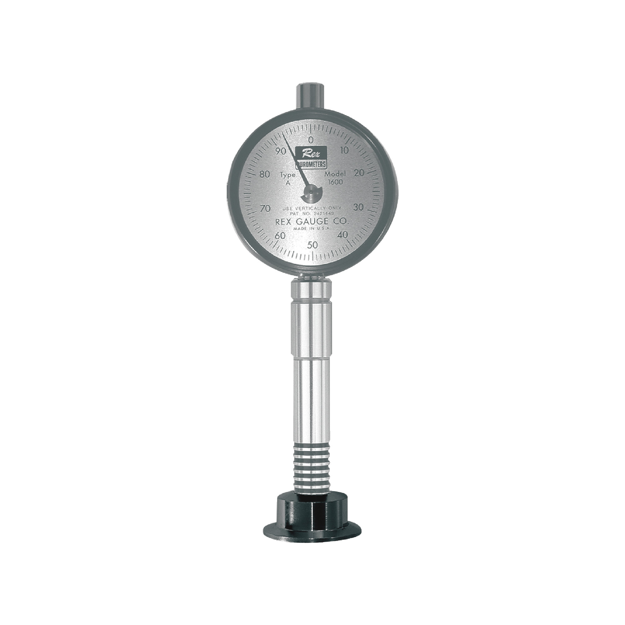 """1-3/8"""" Big Foot Attachment for Durometer"""