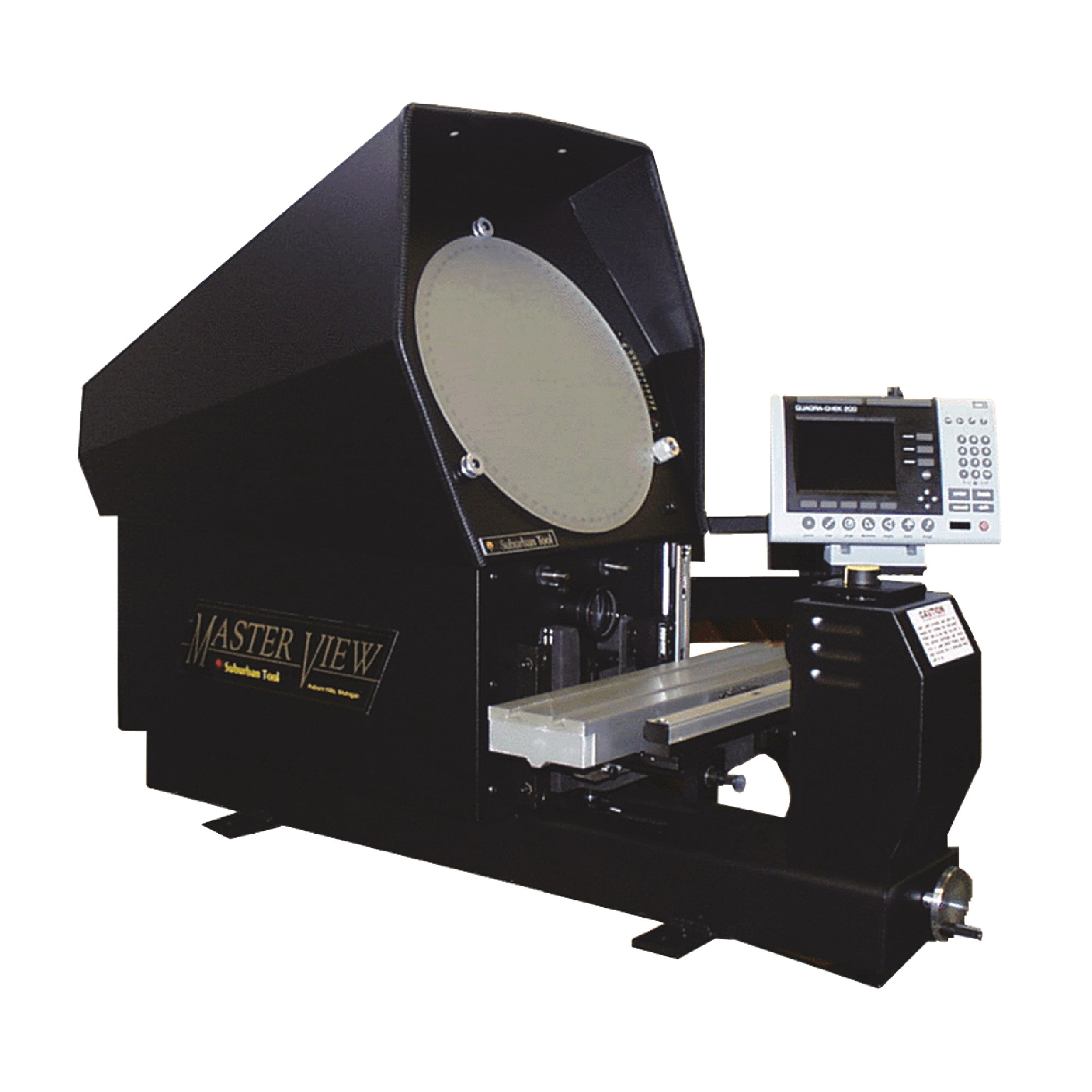 """Master View 14"""" Optical Comparator"""