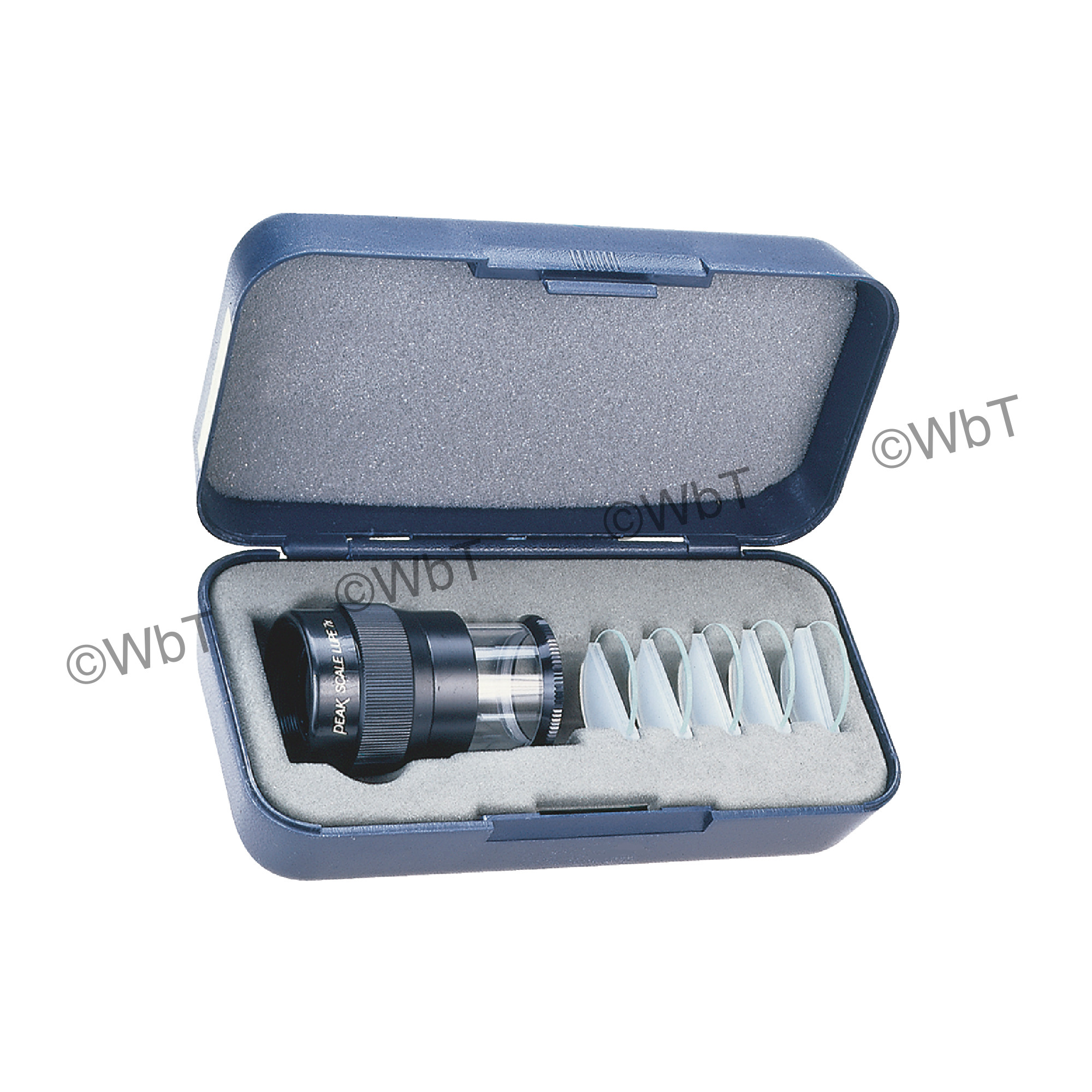 7X Optical Comparator Set