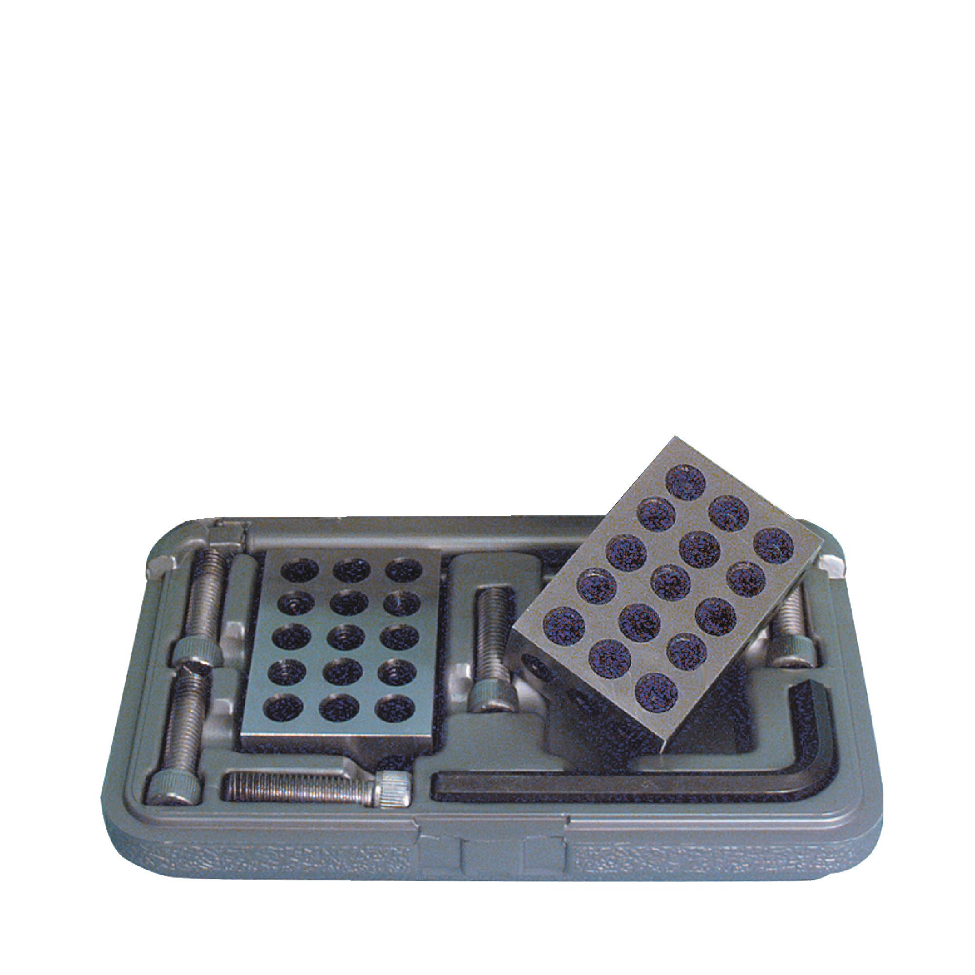 Ultra Precision Ground 1-2-3 Block Set