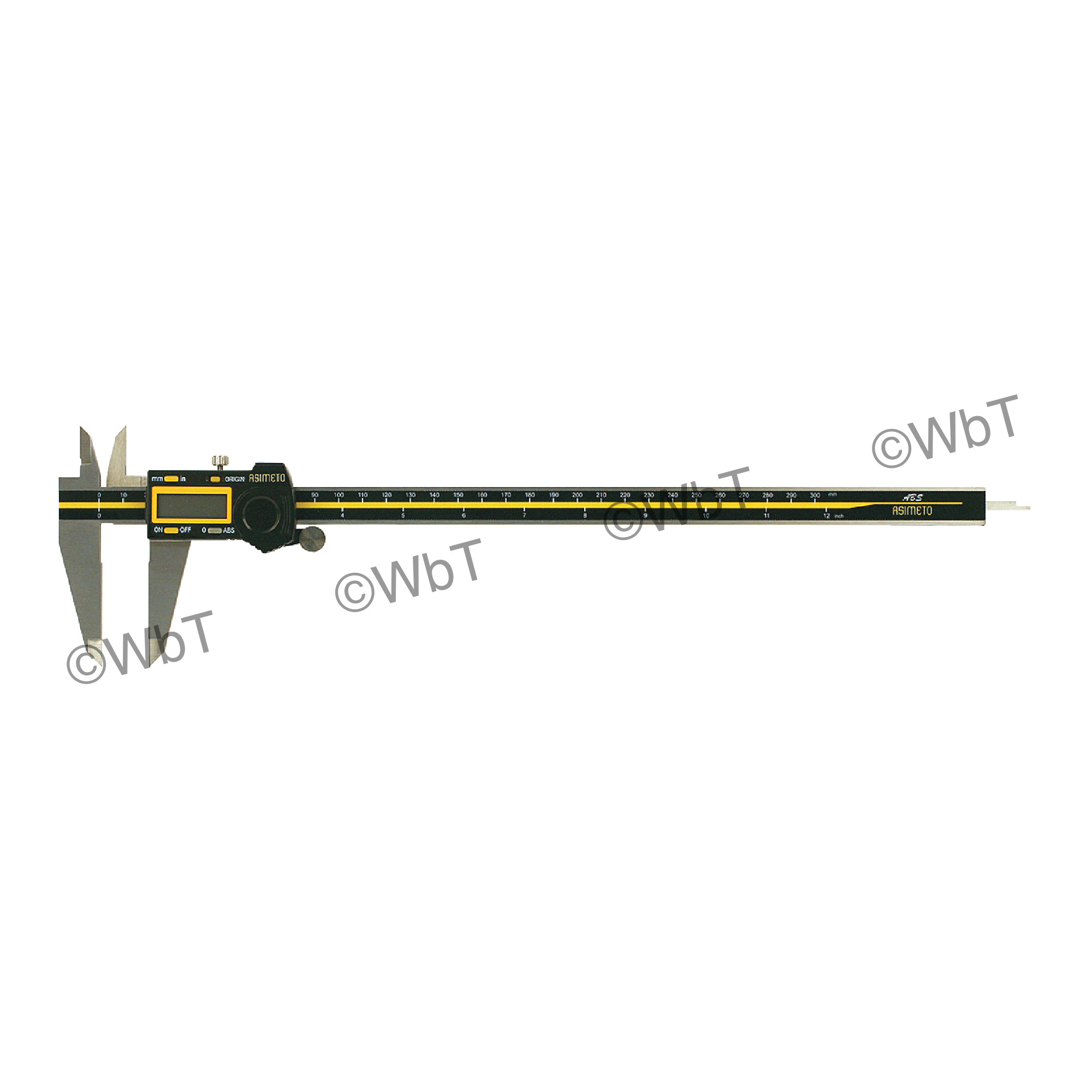 """12"""" Calibrated ABS Electronic Caliper"""