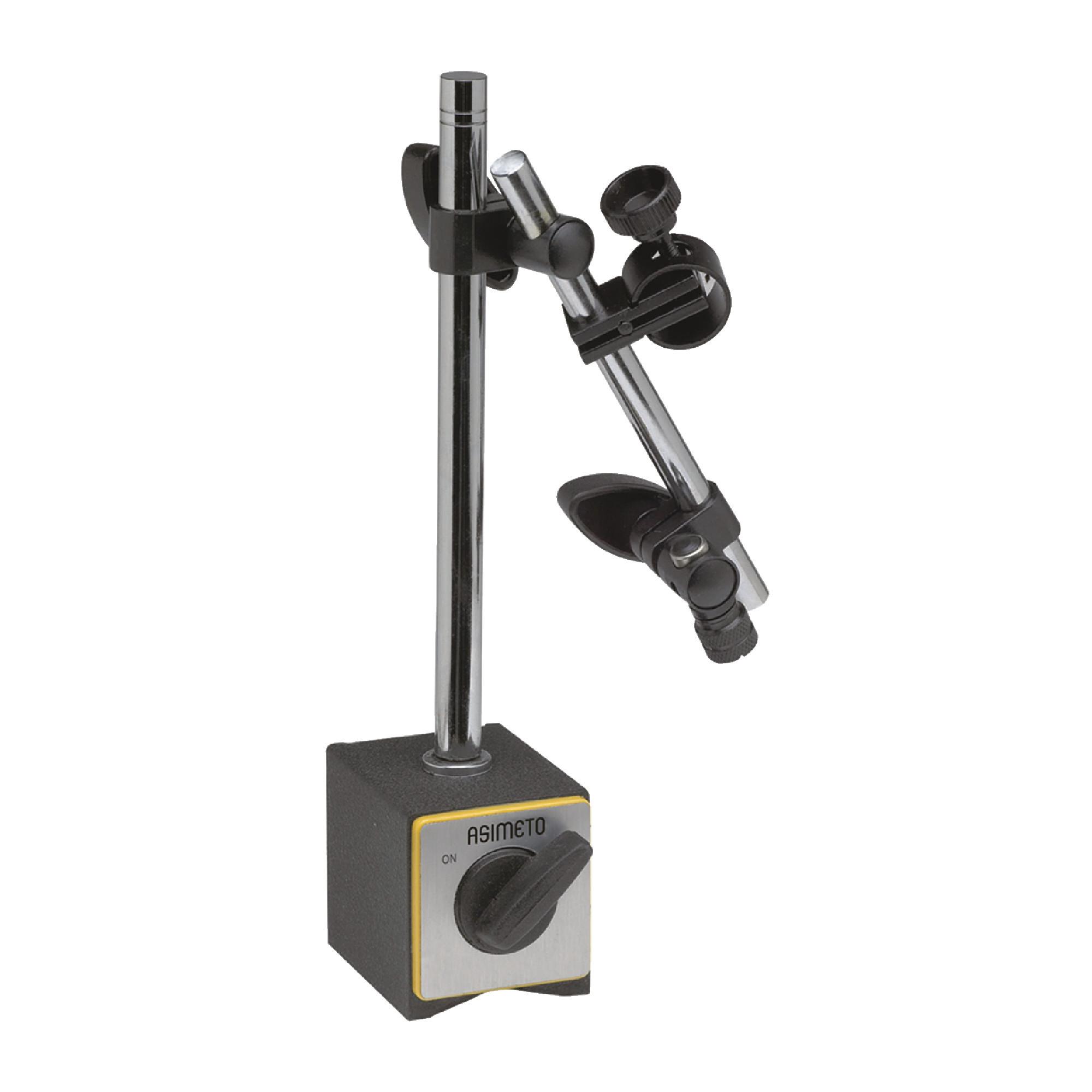 ASIMETO Magnetic Base & Indicator Holder