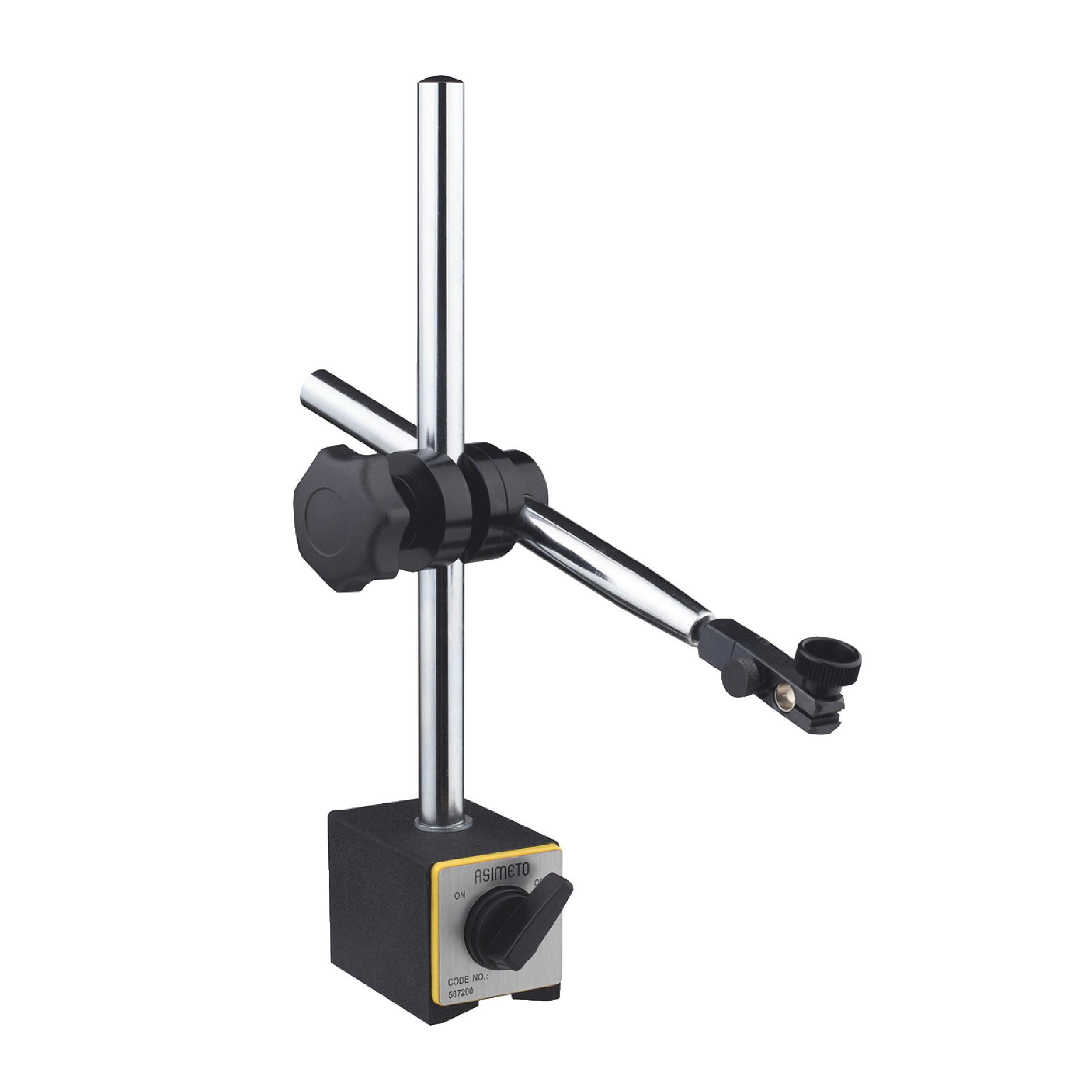 ASIMETO Forced Locking Magnetic Base & Indicator Holder