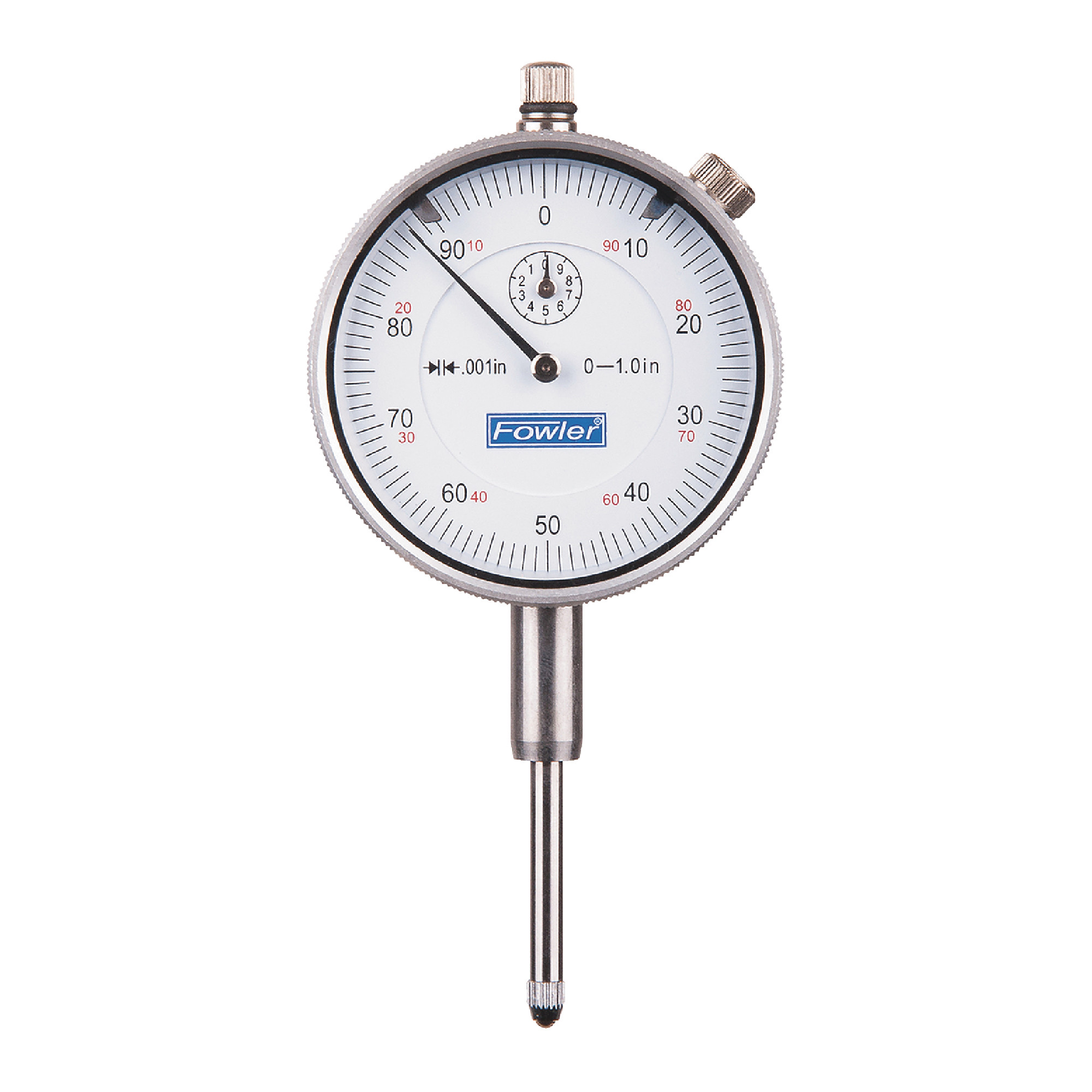 """1"""" AGD Dial Indicator & 11pc Indicator Accessory Set"""