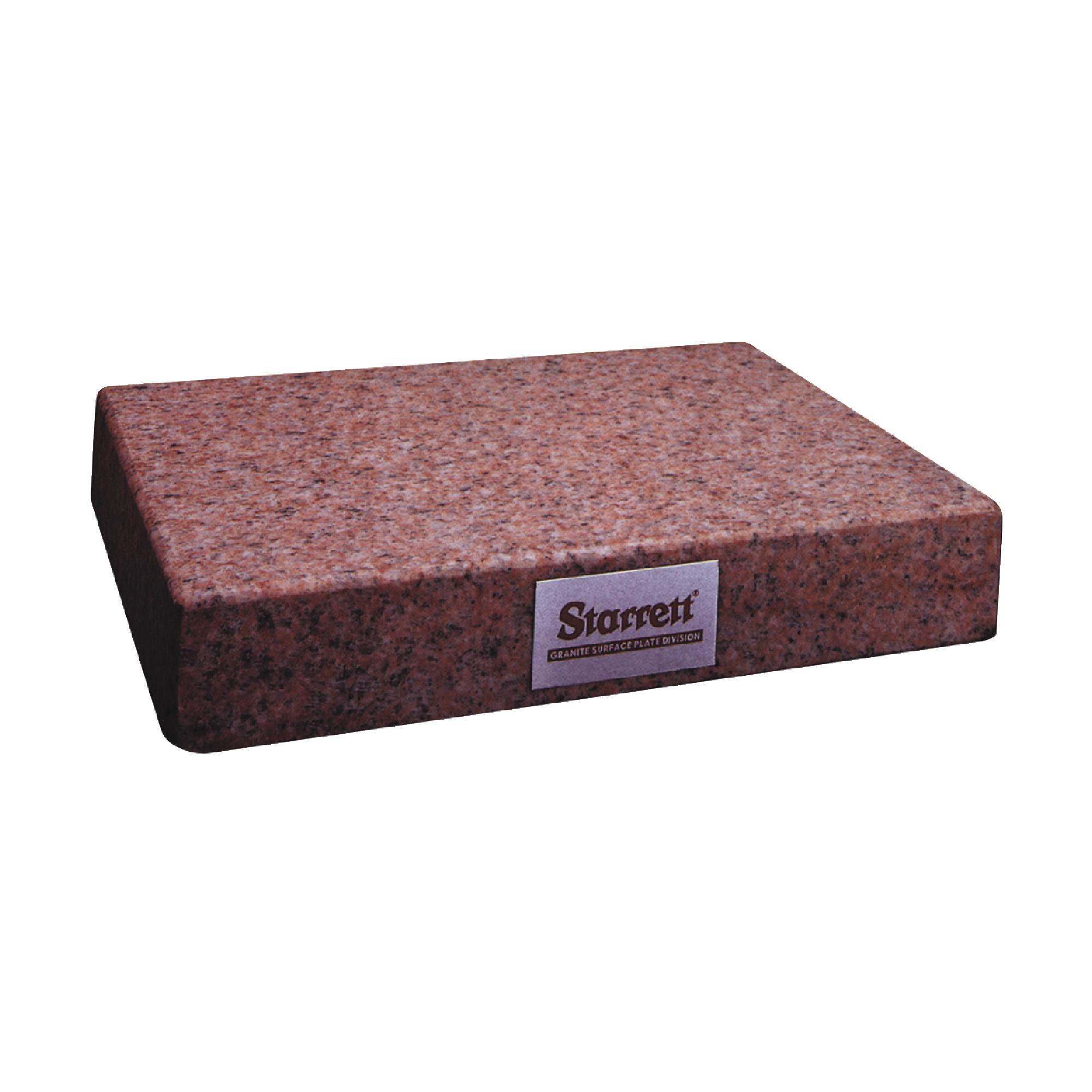 Crystal Pink Granite Surface Plate