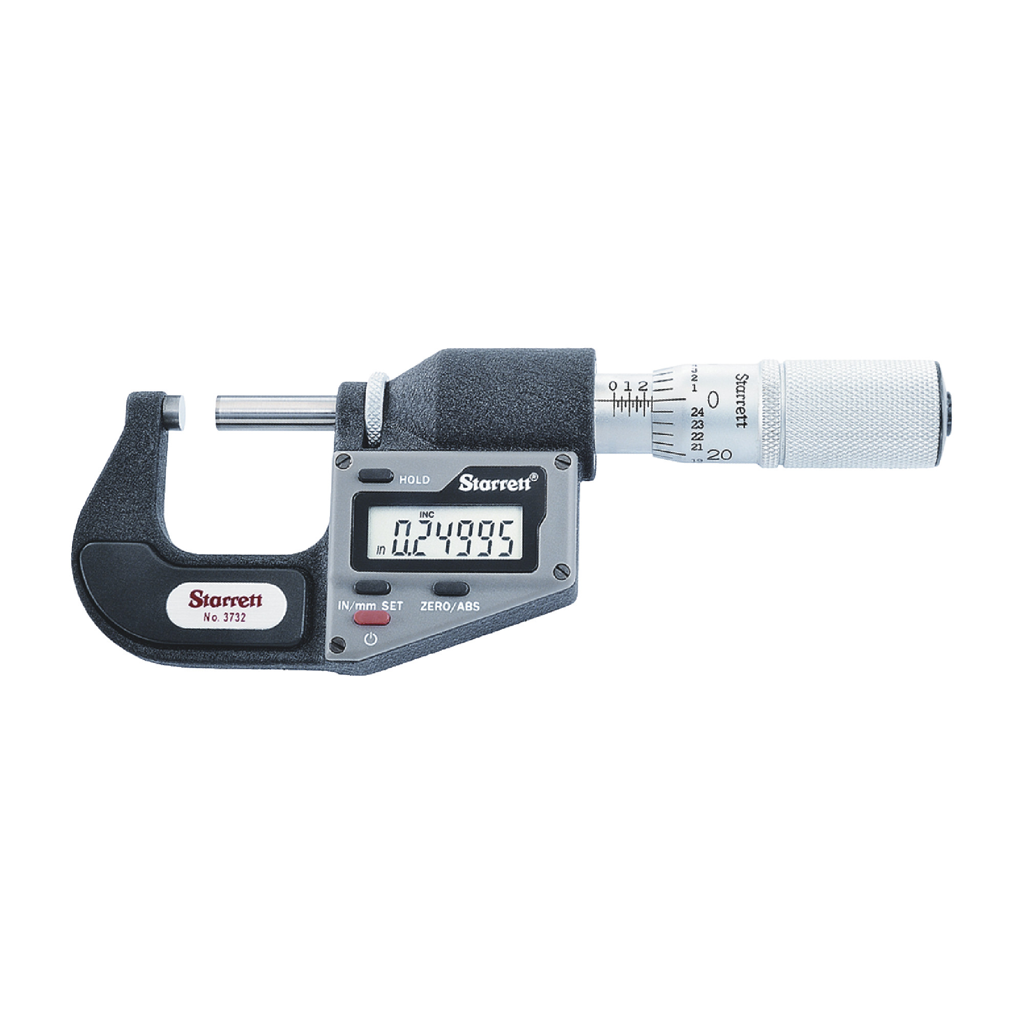 3732 Series Electronic Micrometer