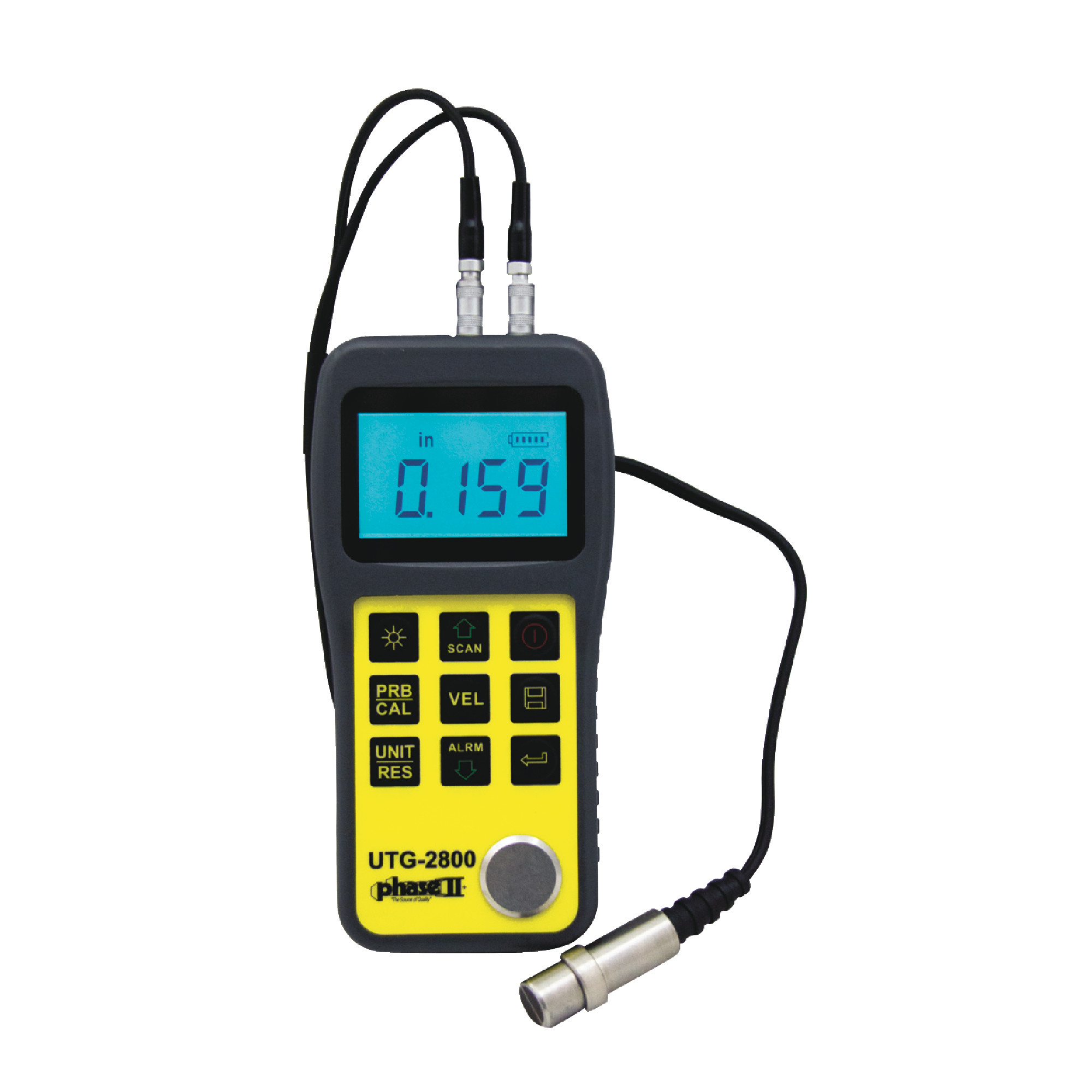 UTG2800 Ultrasonic Thickness Gage