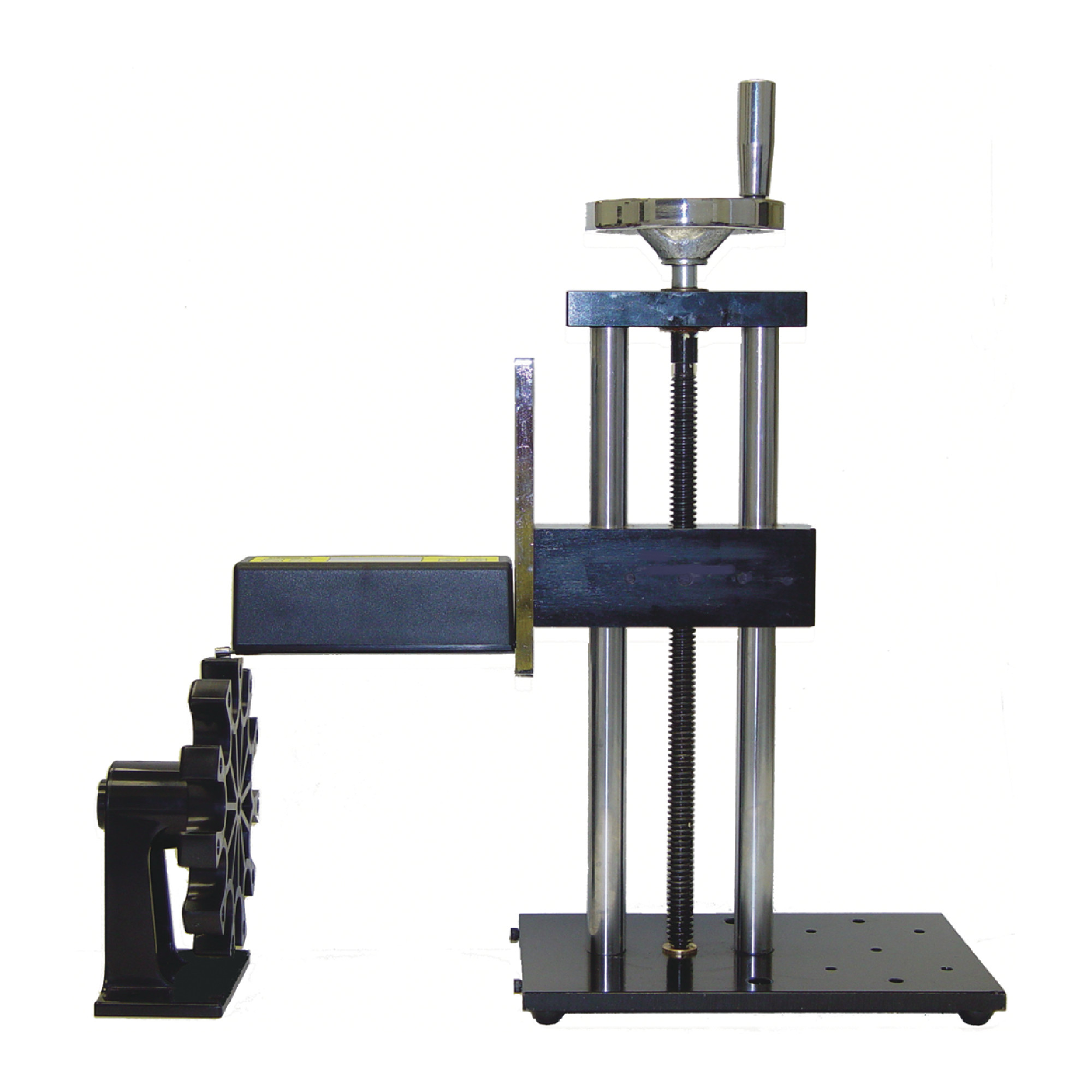 Precision Support Stand for Surface Roughness Gage