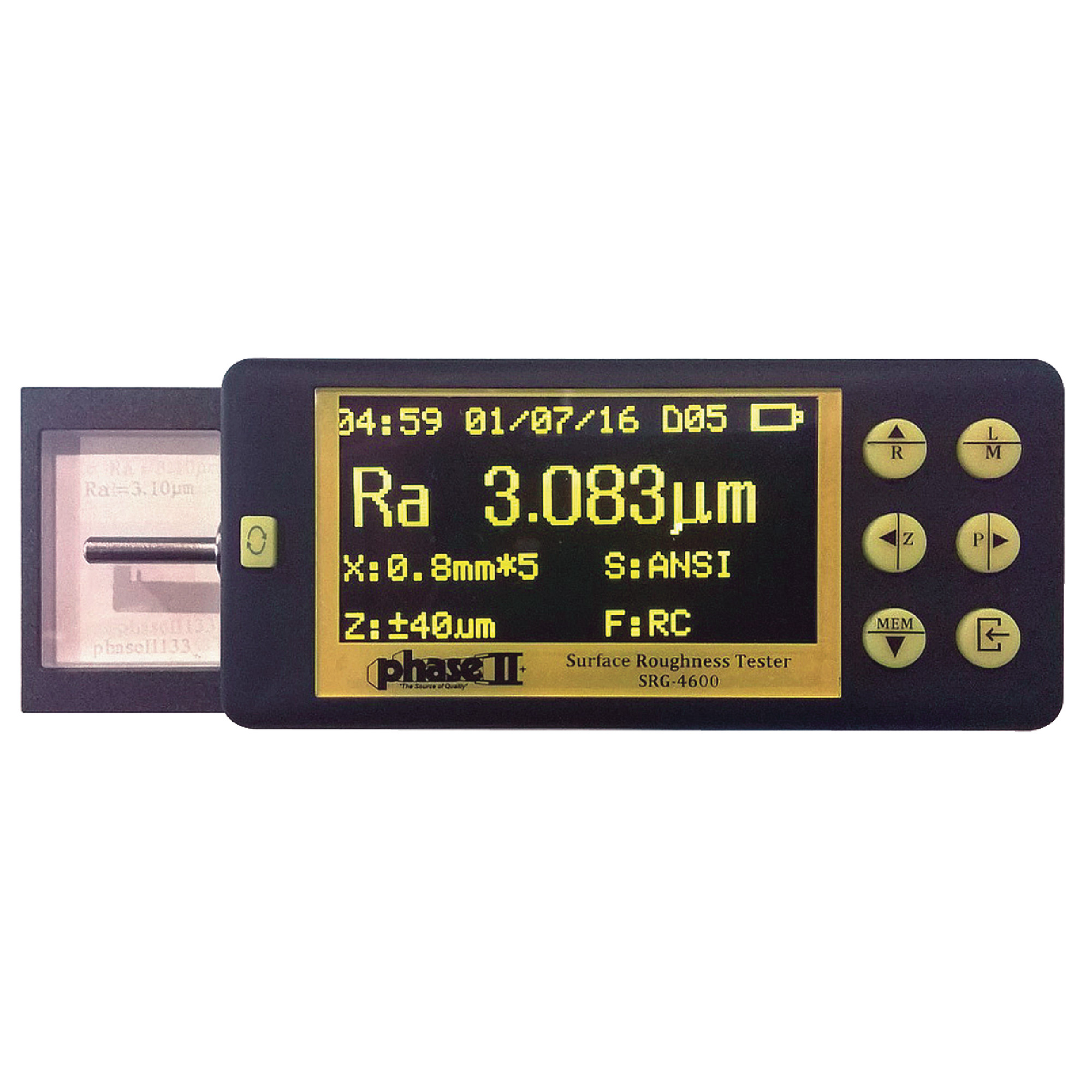 SRG4600 Surface Roughness Gage