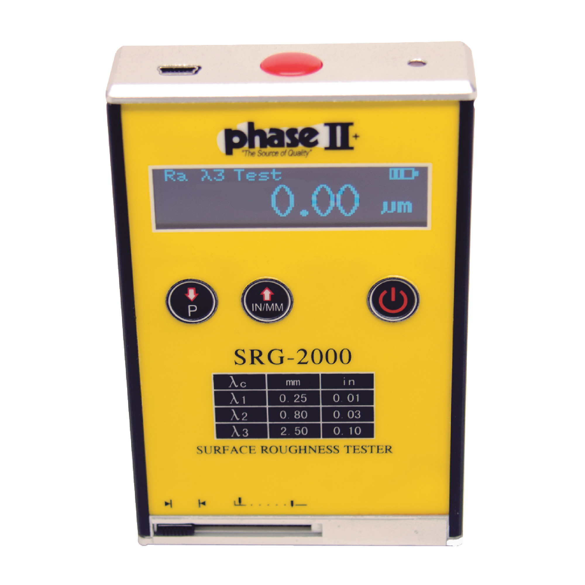 SRG2000 Surface Roughness Gage