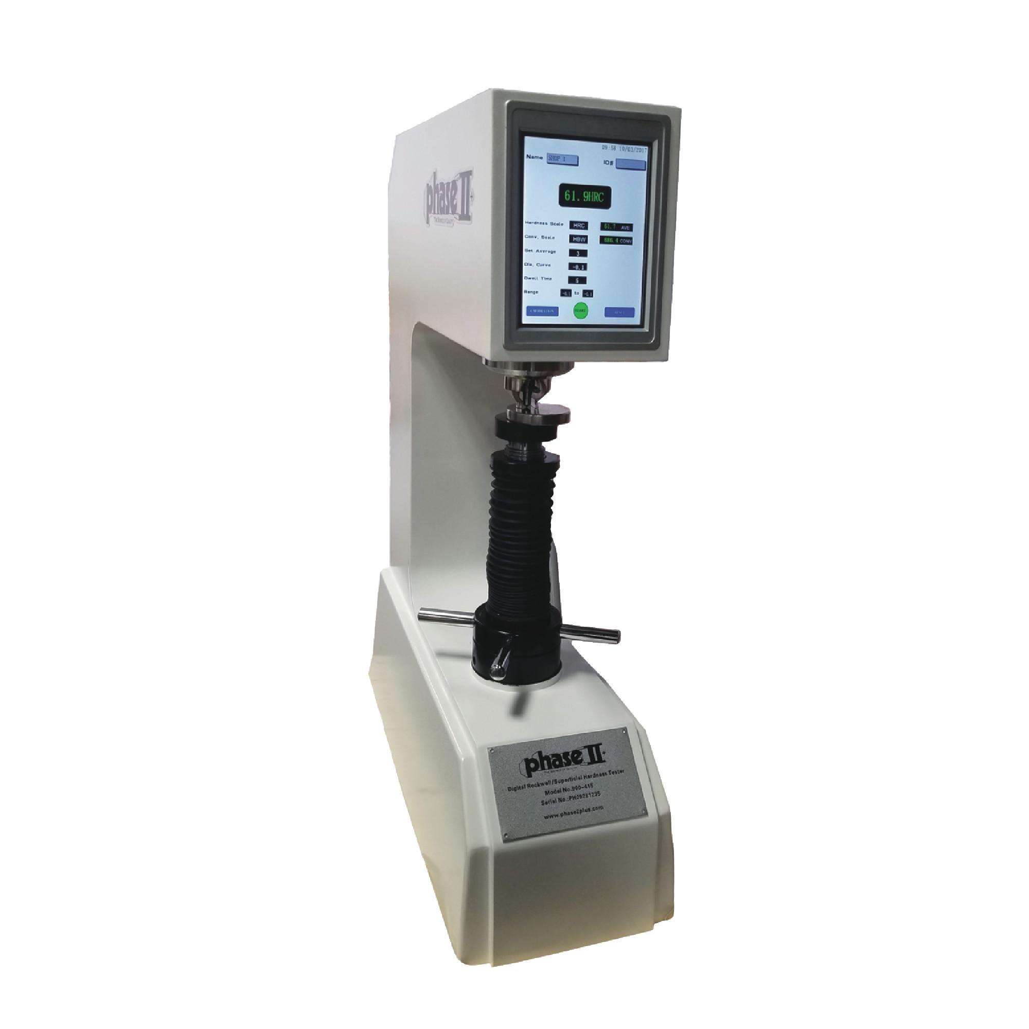 Digital Superficial Rockwell Hardness Tester