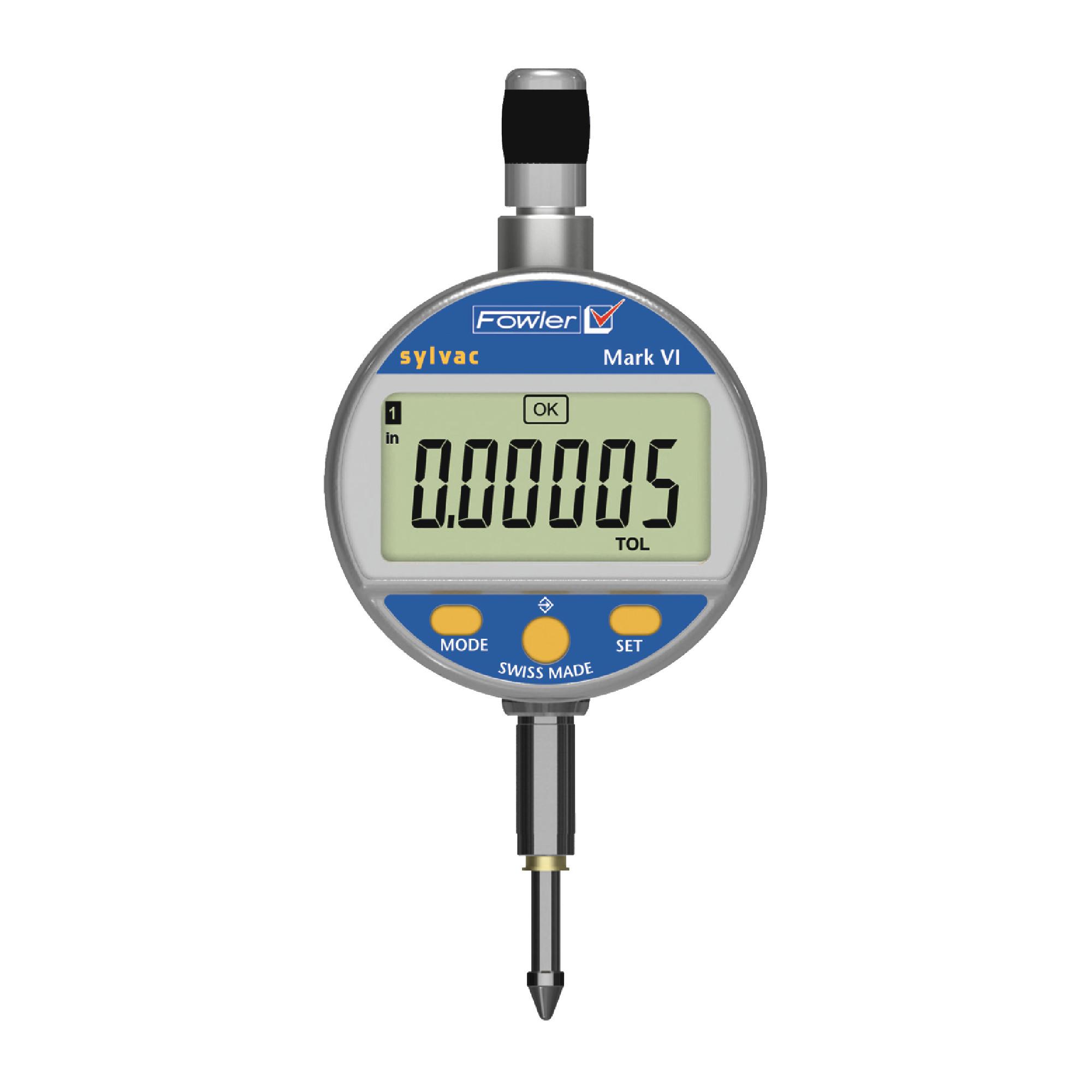 IP67 Mark VI Electronic Indicator