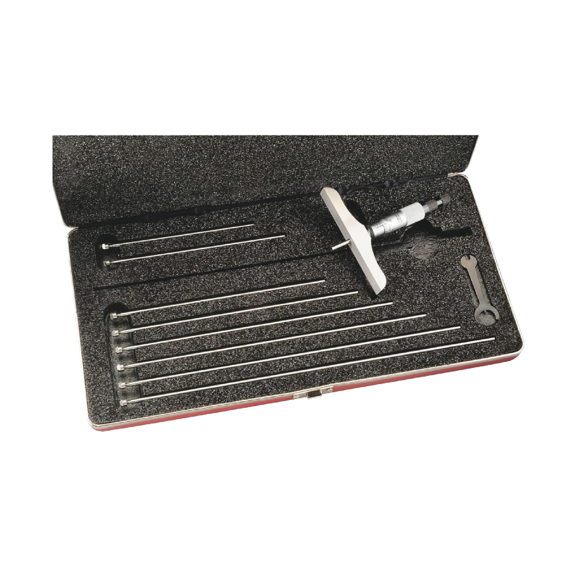 Depth Gage Micrometer Sets