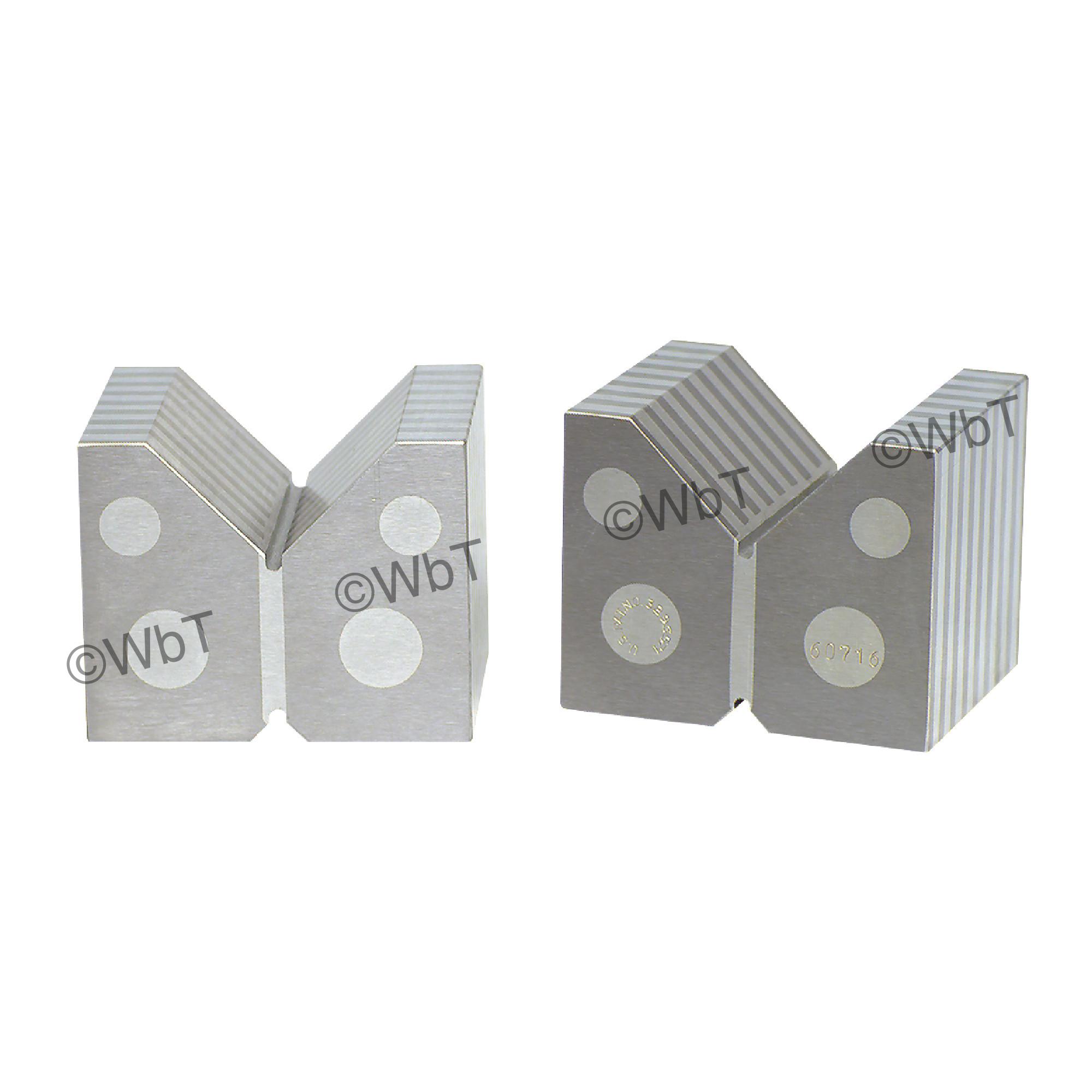 """Magnetic """"V"""" Blocks"""