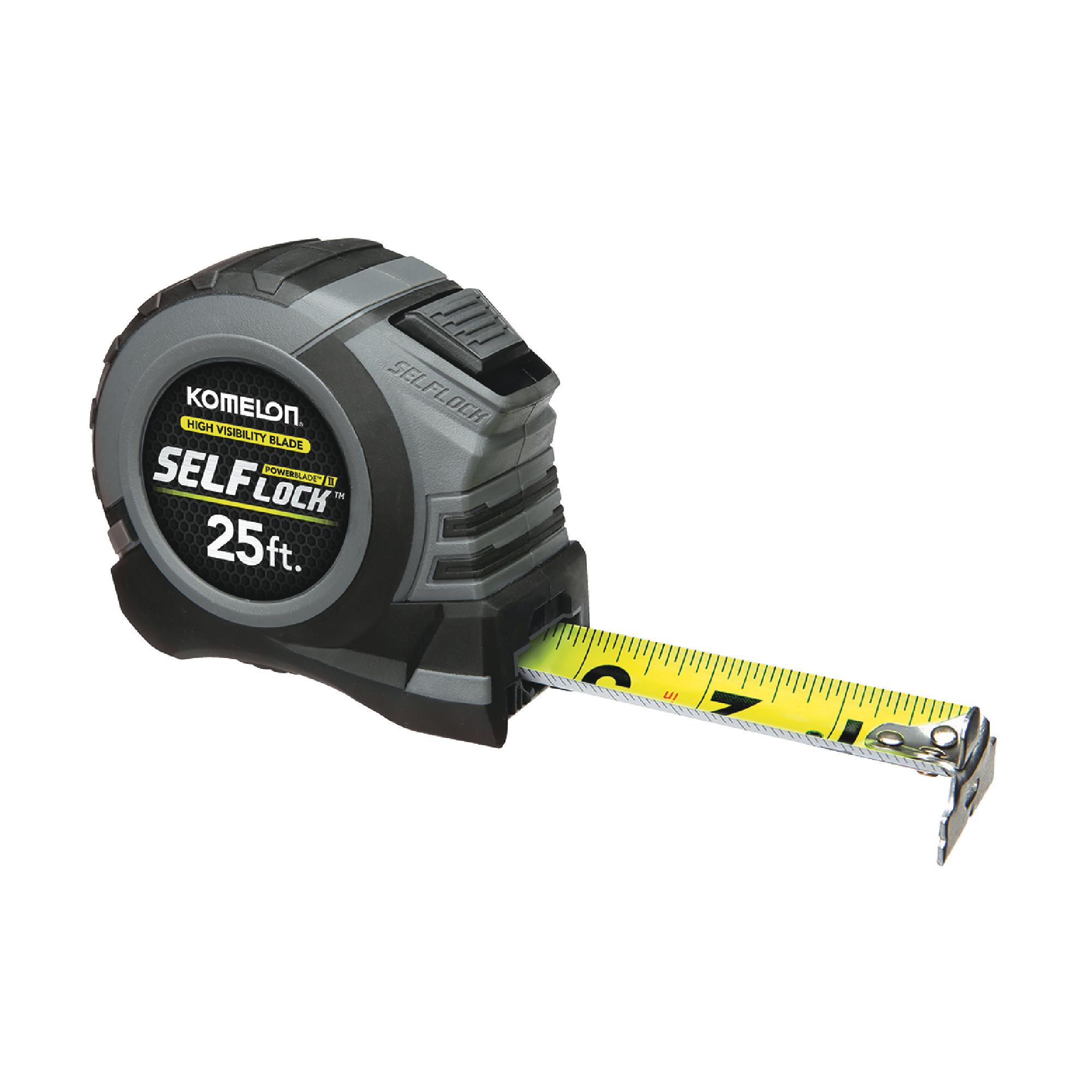 "1-1/16"" x 25' Self-Lock ABS PowerBlade II"