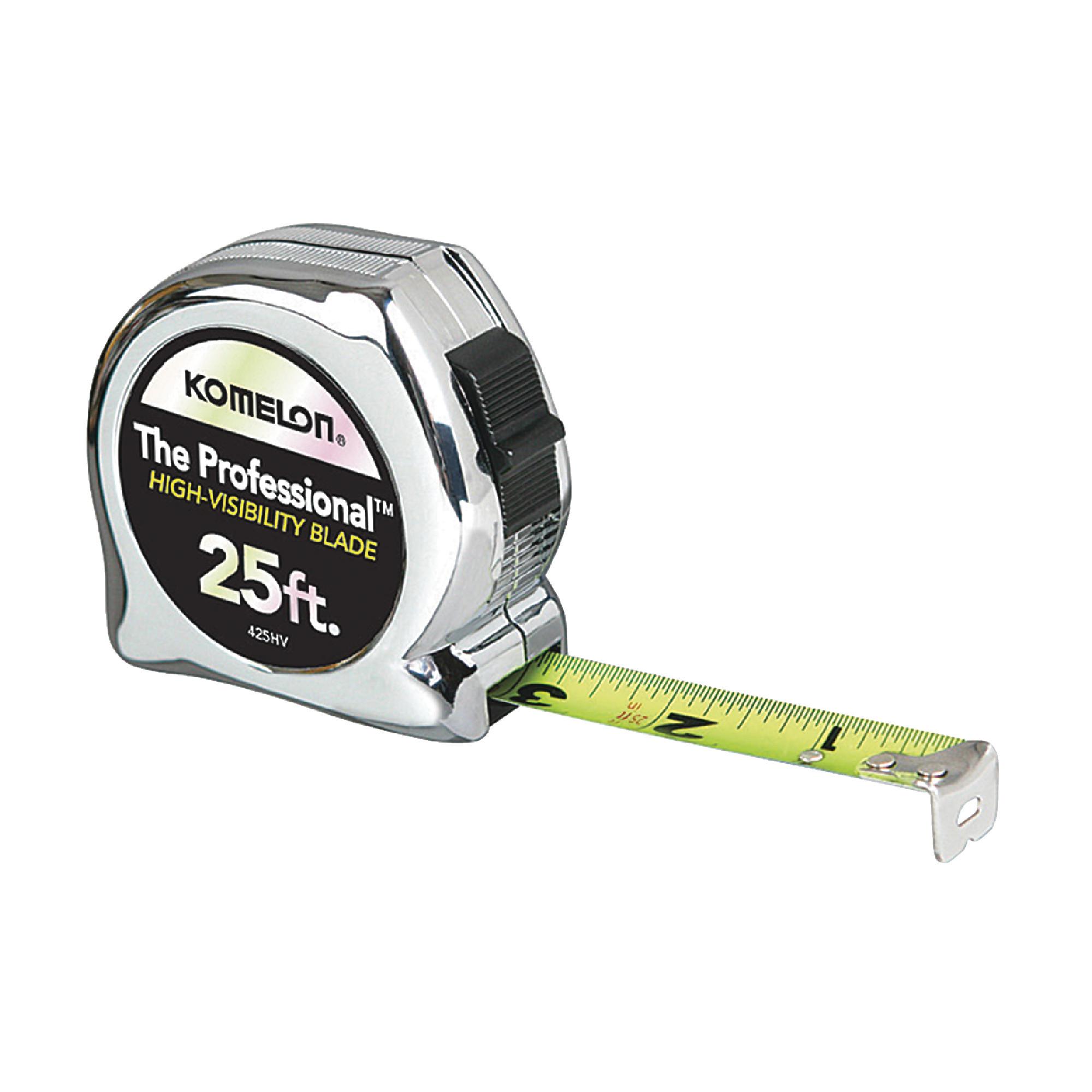 "25' x 1"" Chrome Professional Tape"