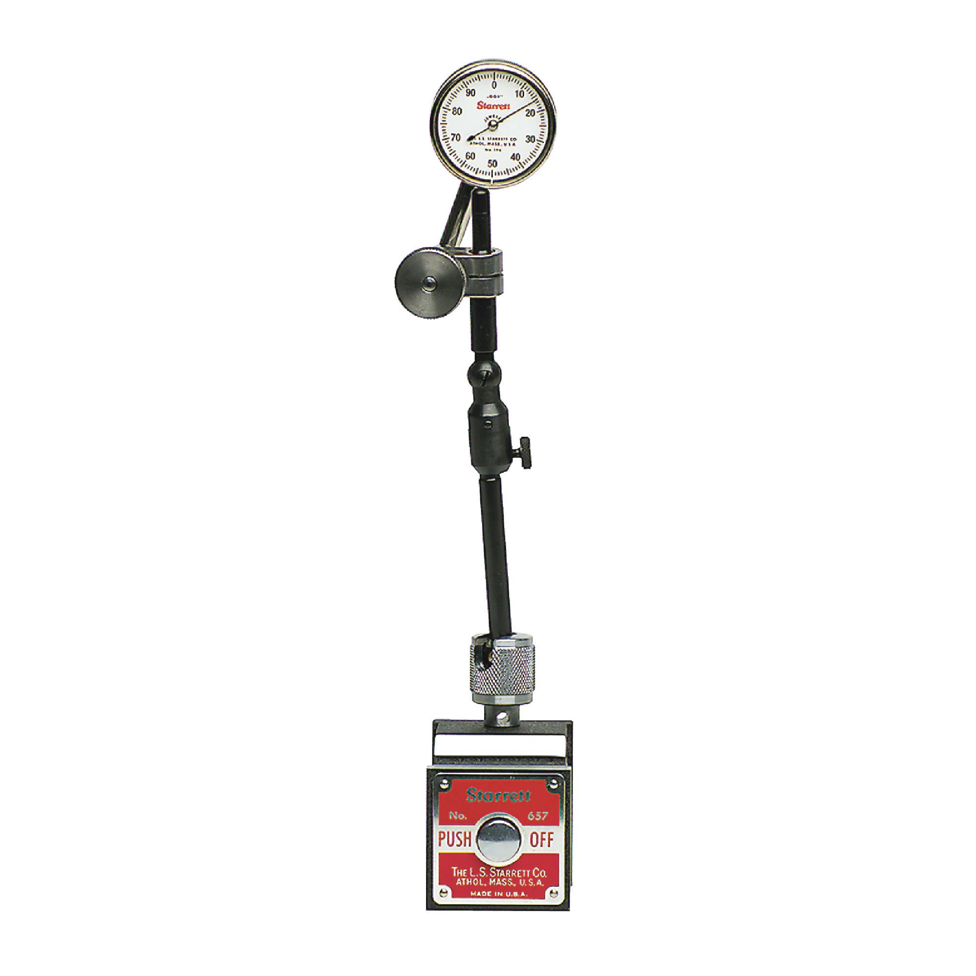 Magnetic Base & Universal Dial Test Indicator Set