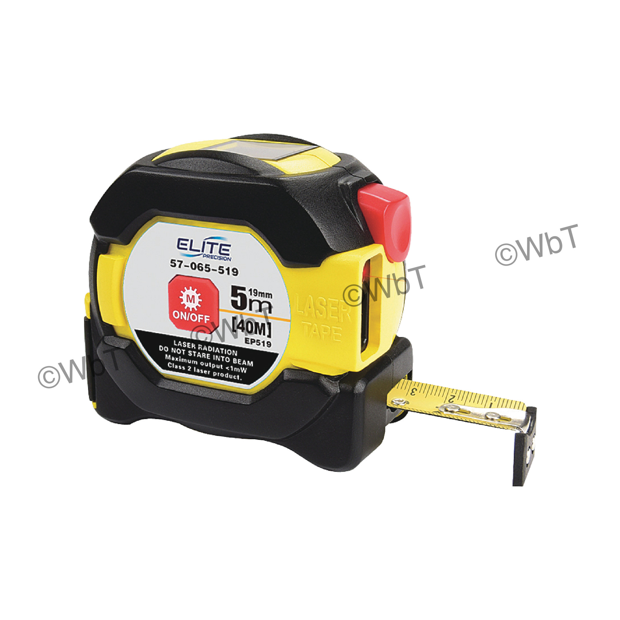 """3/4"""" x 16' Blade with Laser Measuring Tape"""