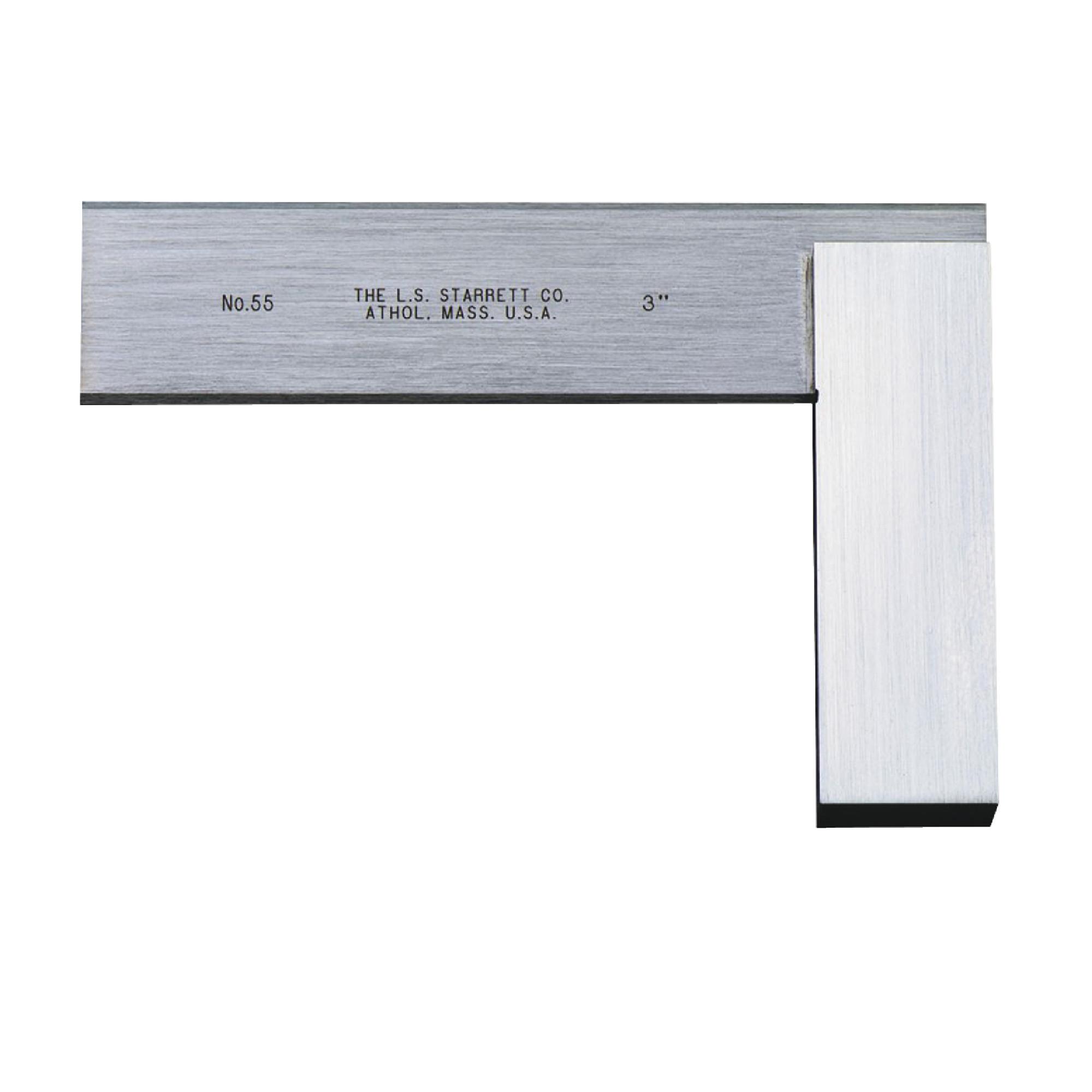 Master Precision Hardened Steel Square