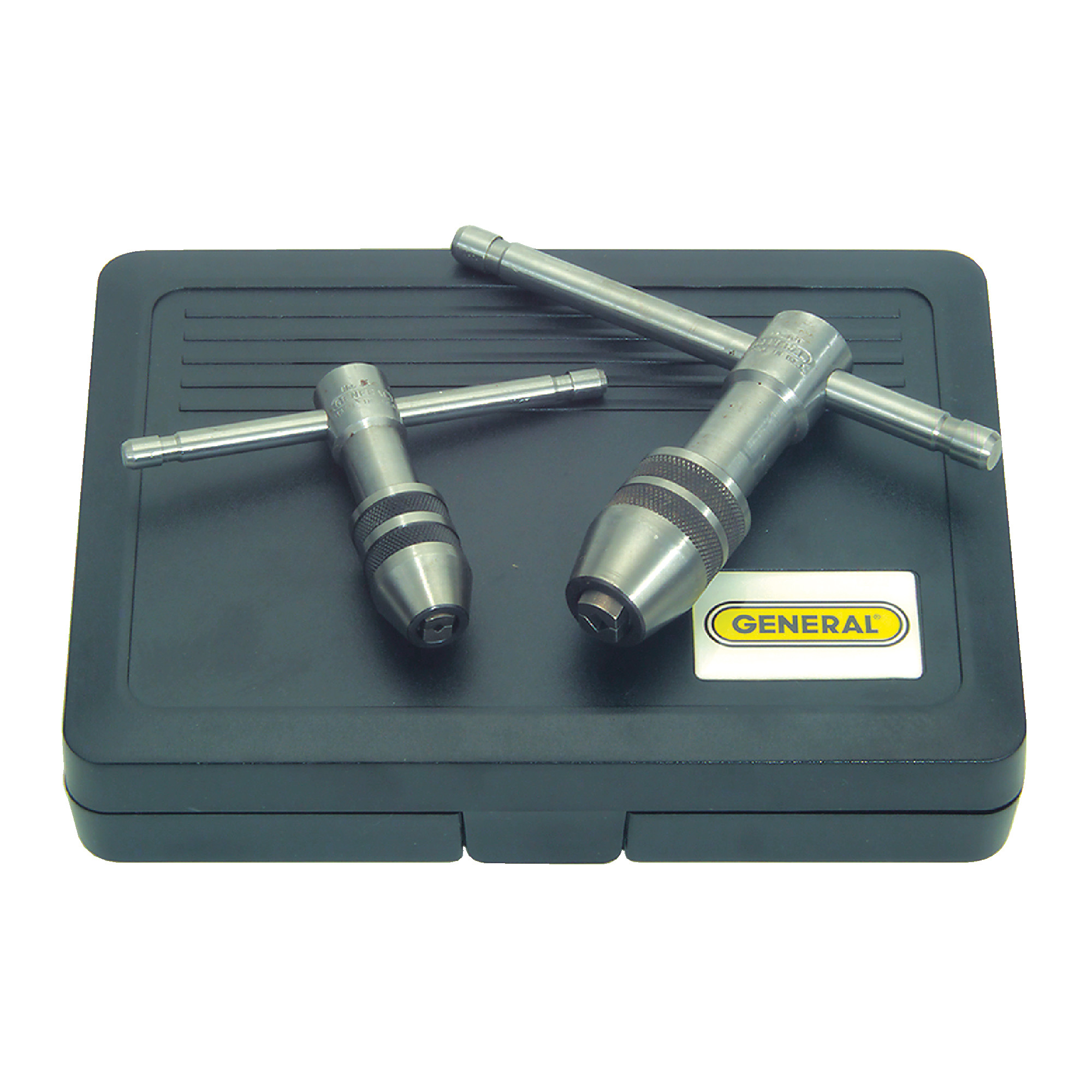 Plain Type T-Handle Tap Wrench Set