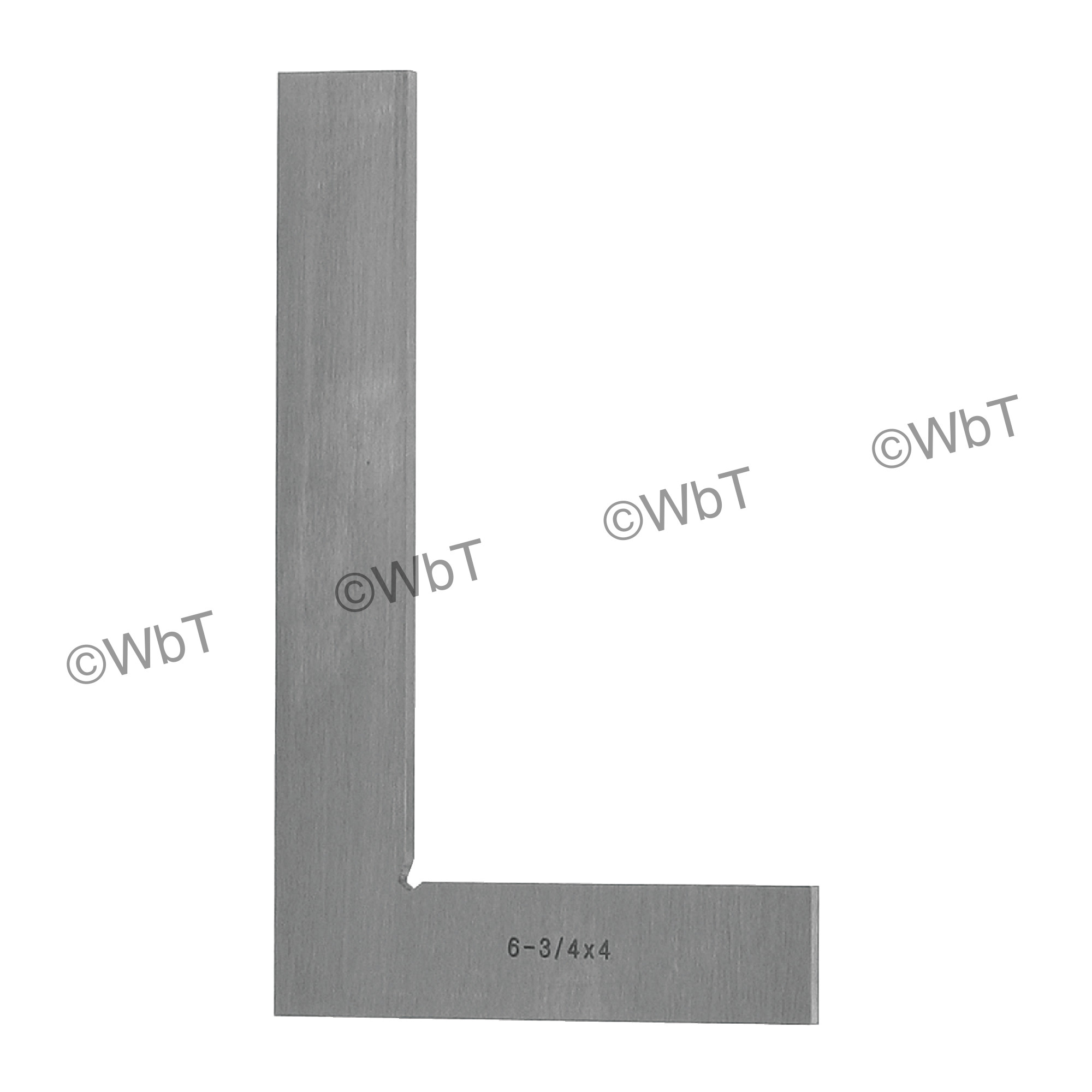 Standard Machinists Steel Square