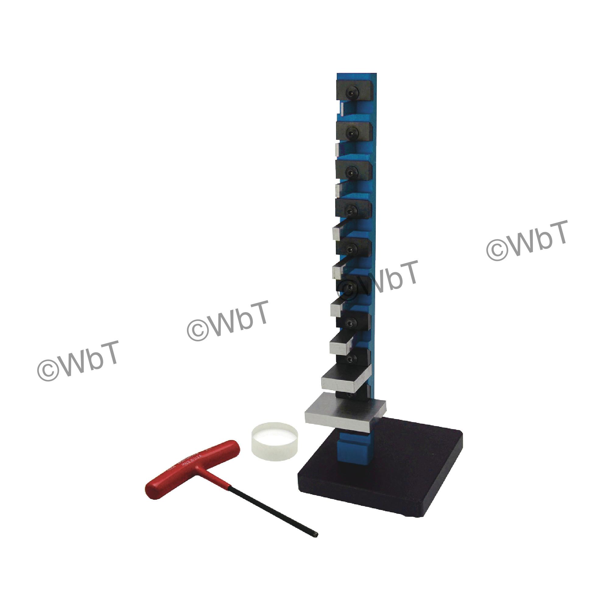 Caliper and Micrometer Calibration Set