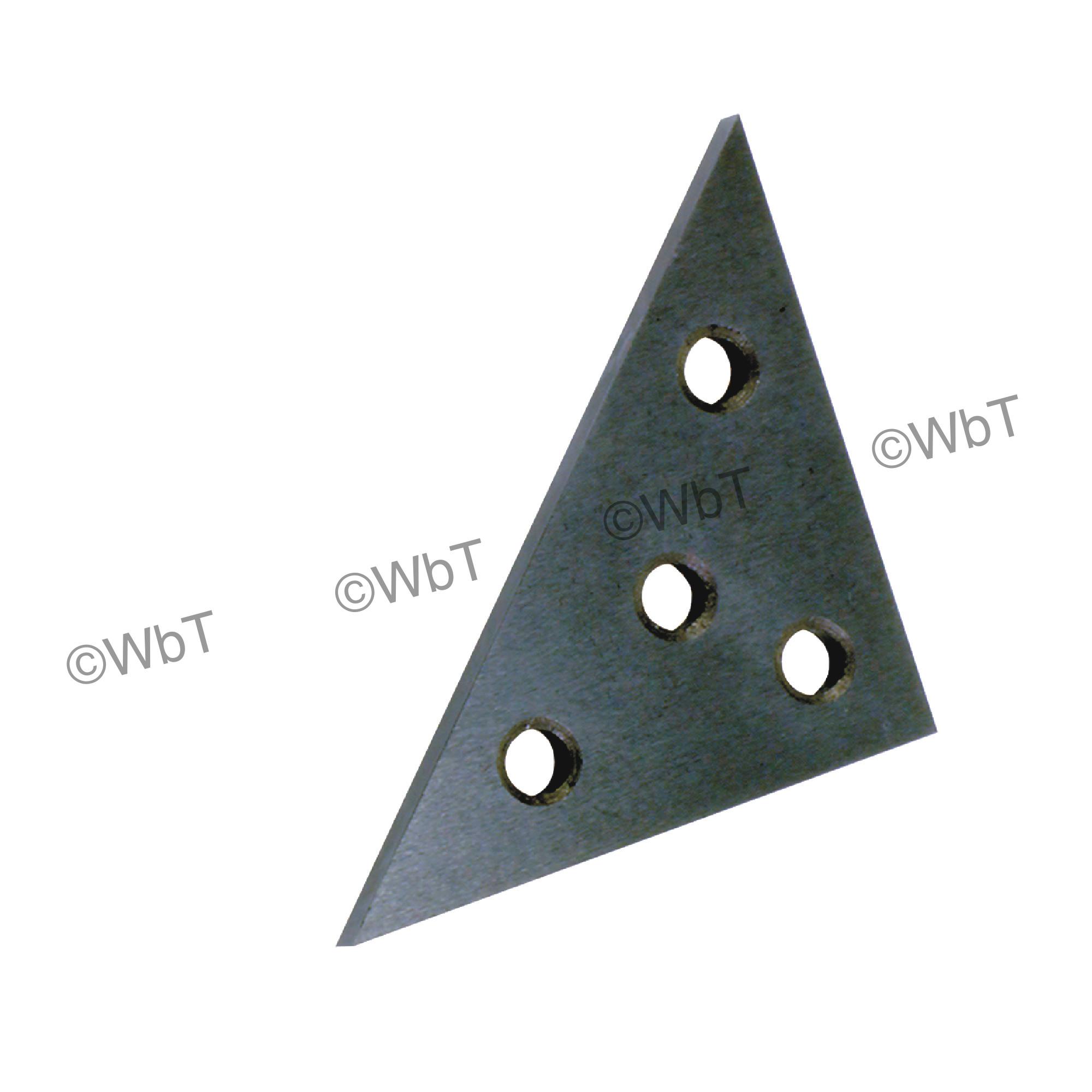 Solid Angle Plate