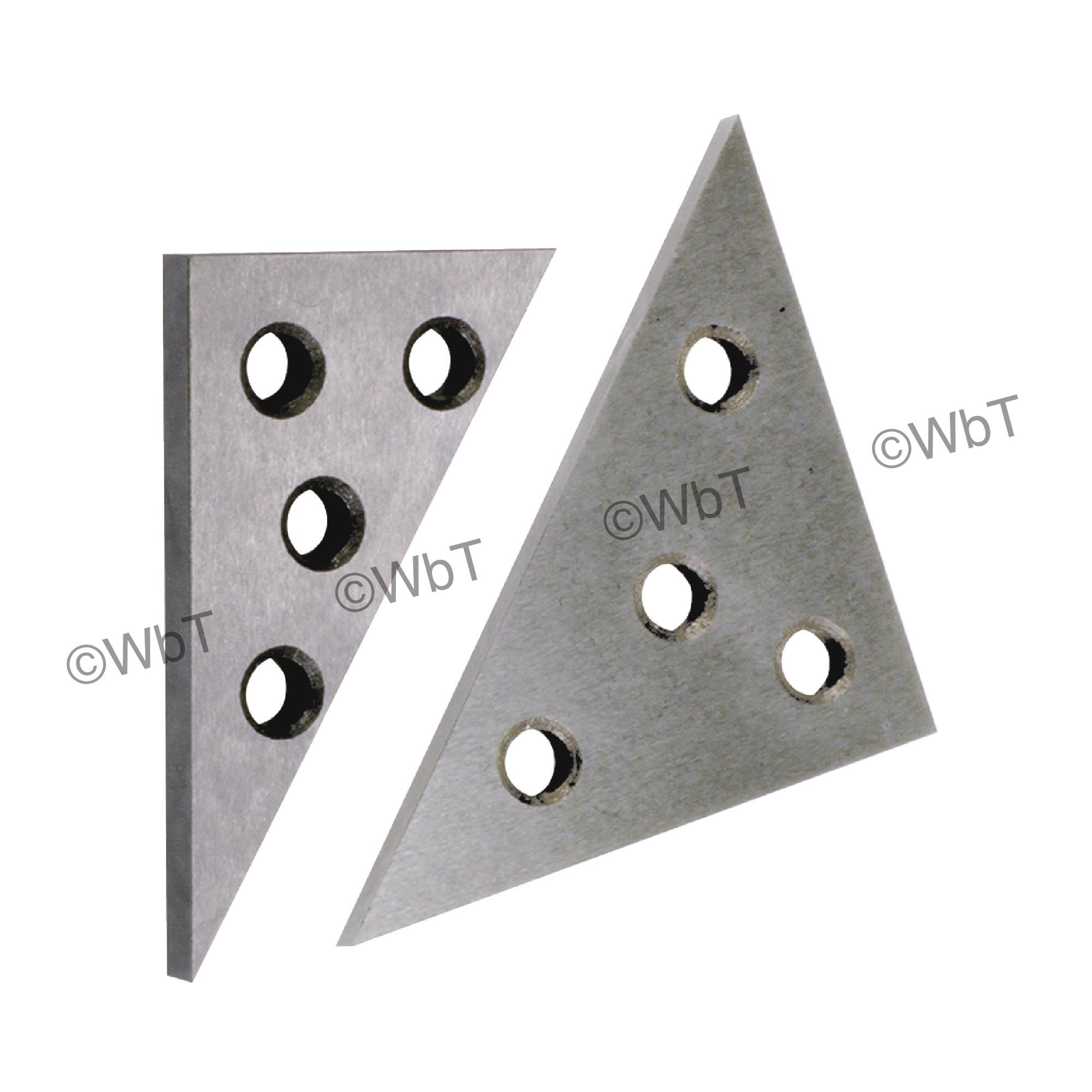Solid Angle Plate Set