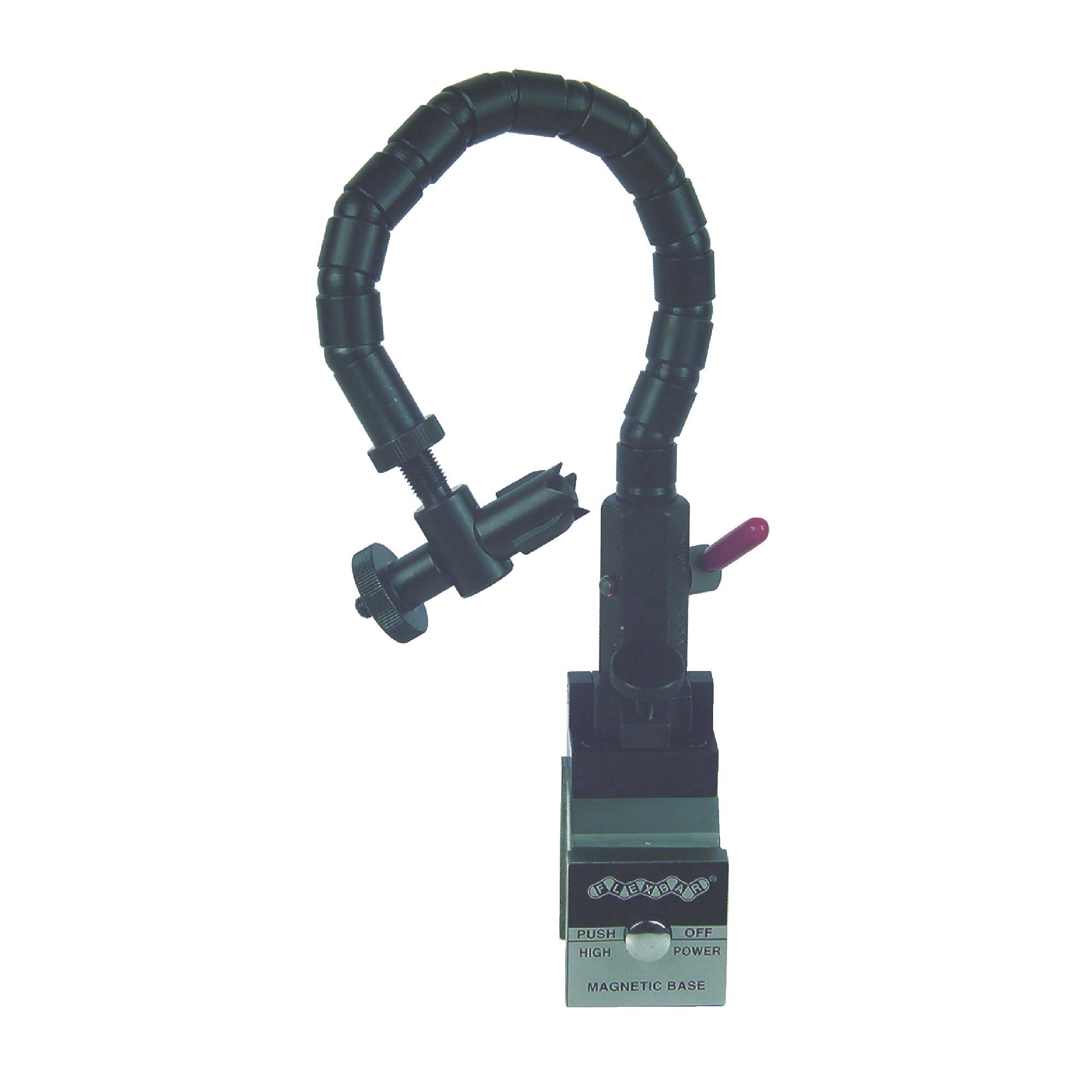 """16"""" Flexbar® Magnetic Base with Fine Adjustor"""