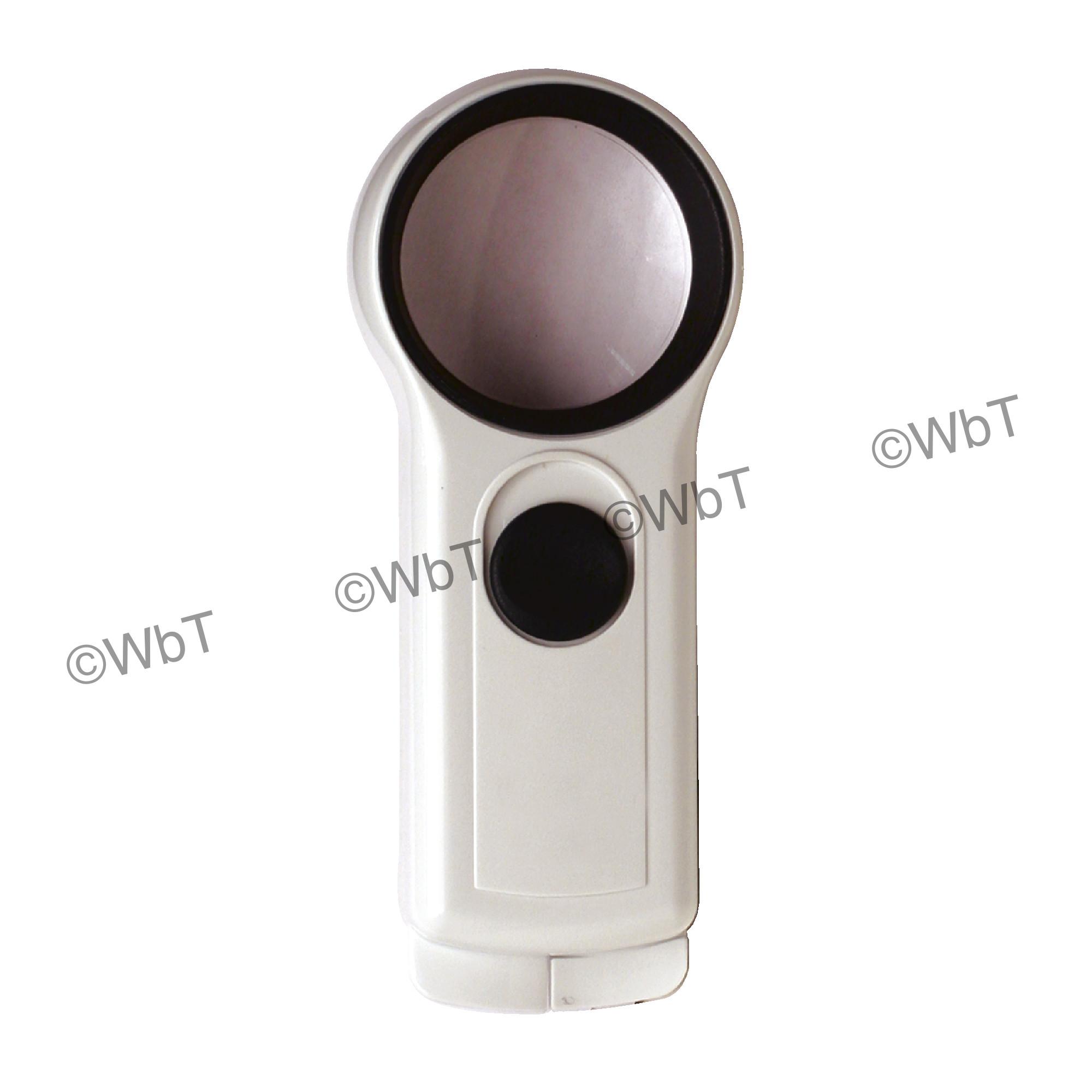 Illuminated Pocket Magnifier
