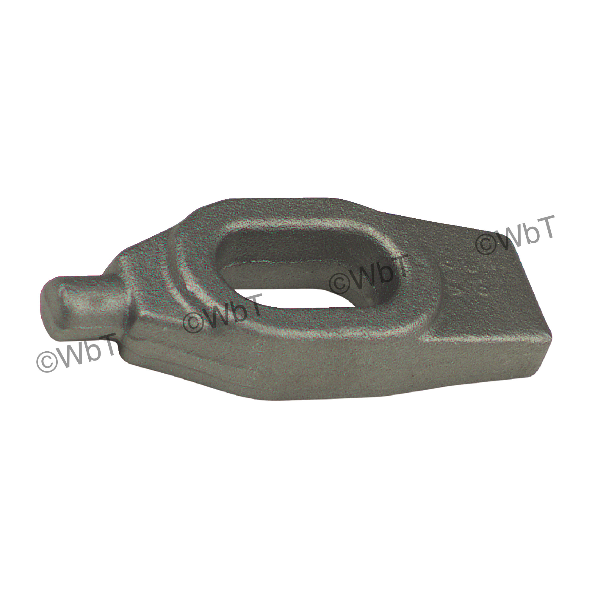 Forged Steel Machine Strap Finger Clamp