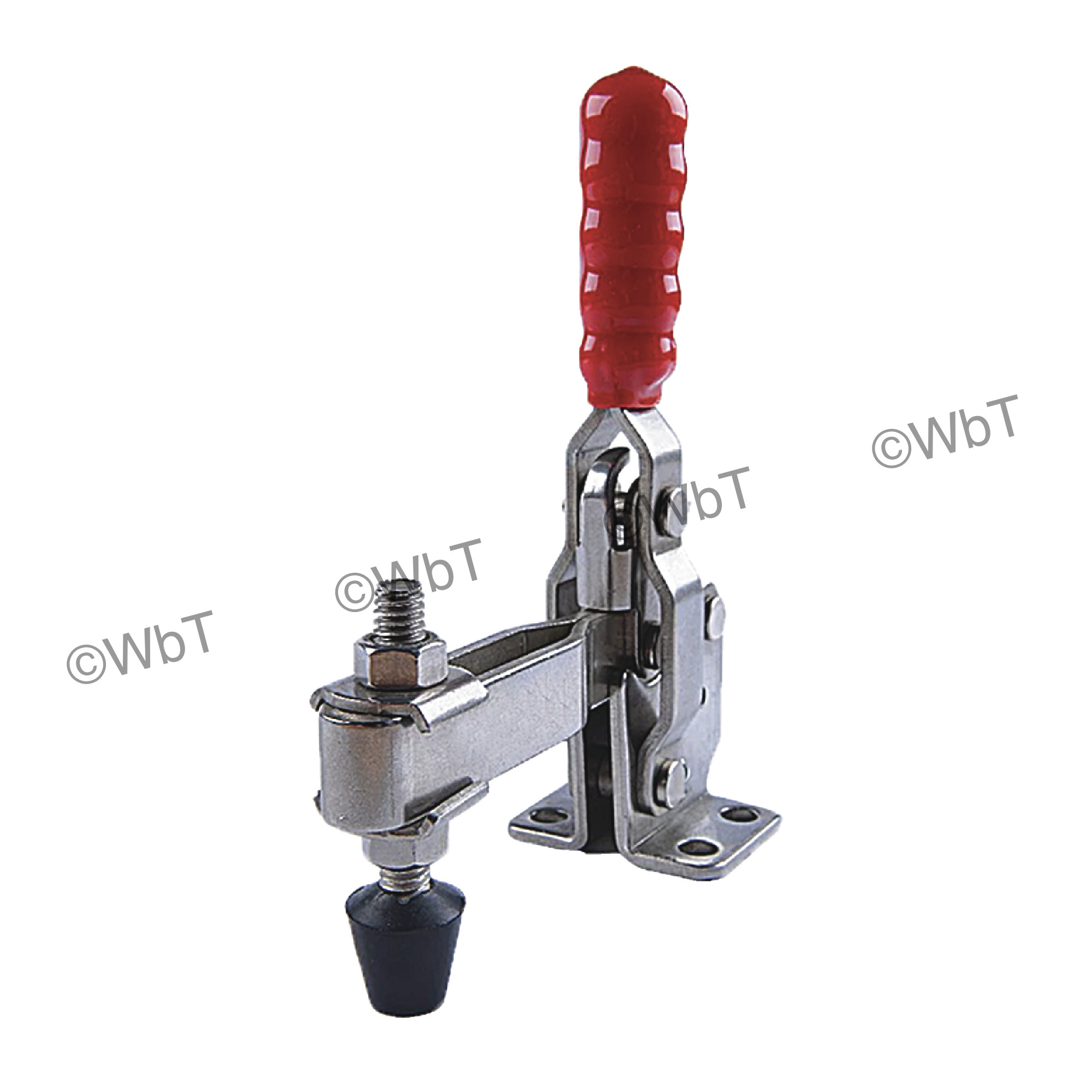 Vertical Hold Down Action Toggle Clamp