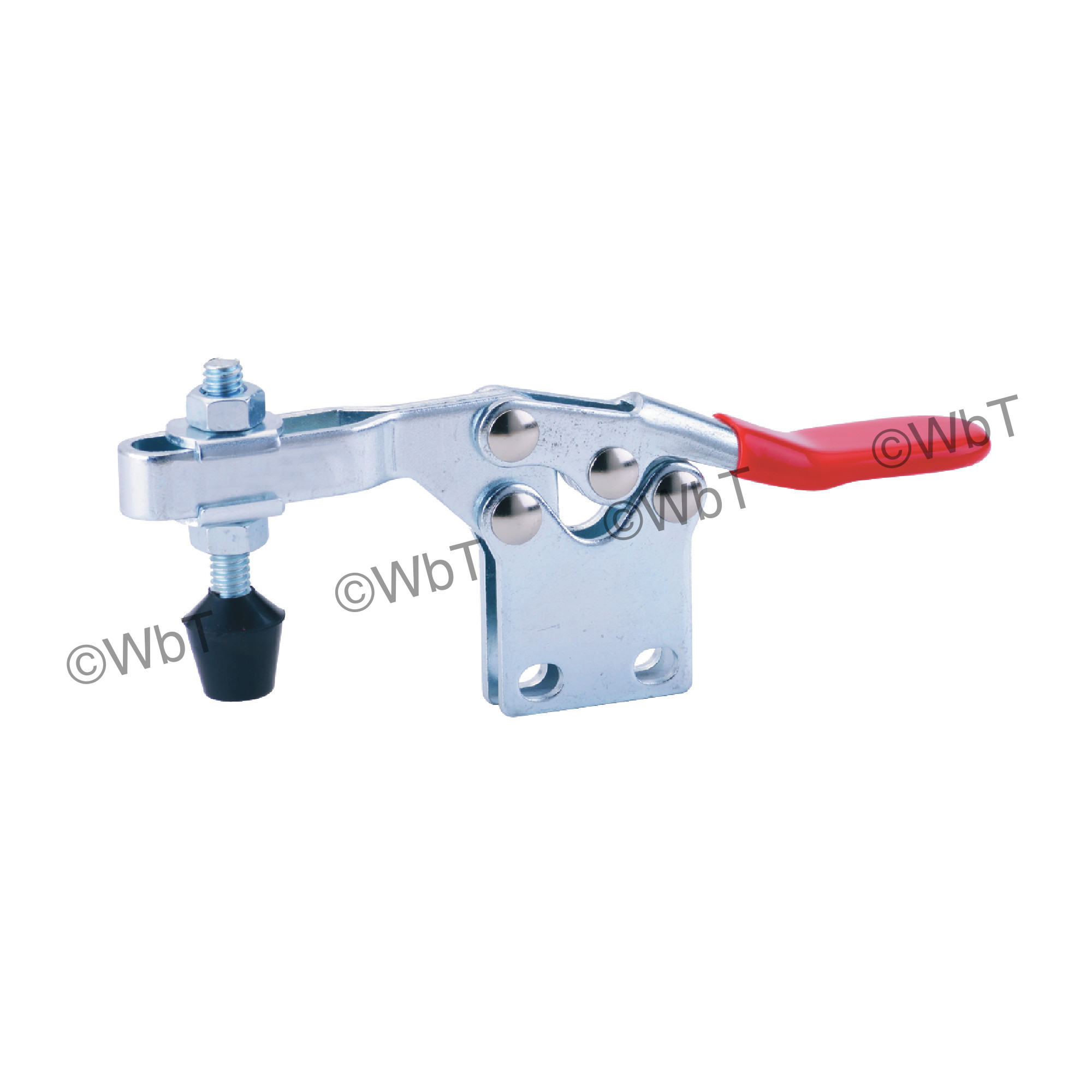 Horizontal Hold Down Action Toggle Clamp