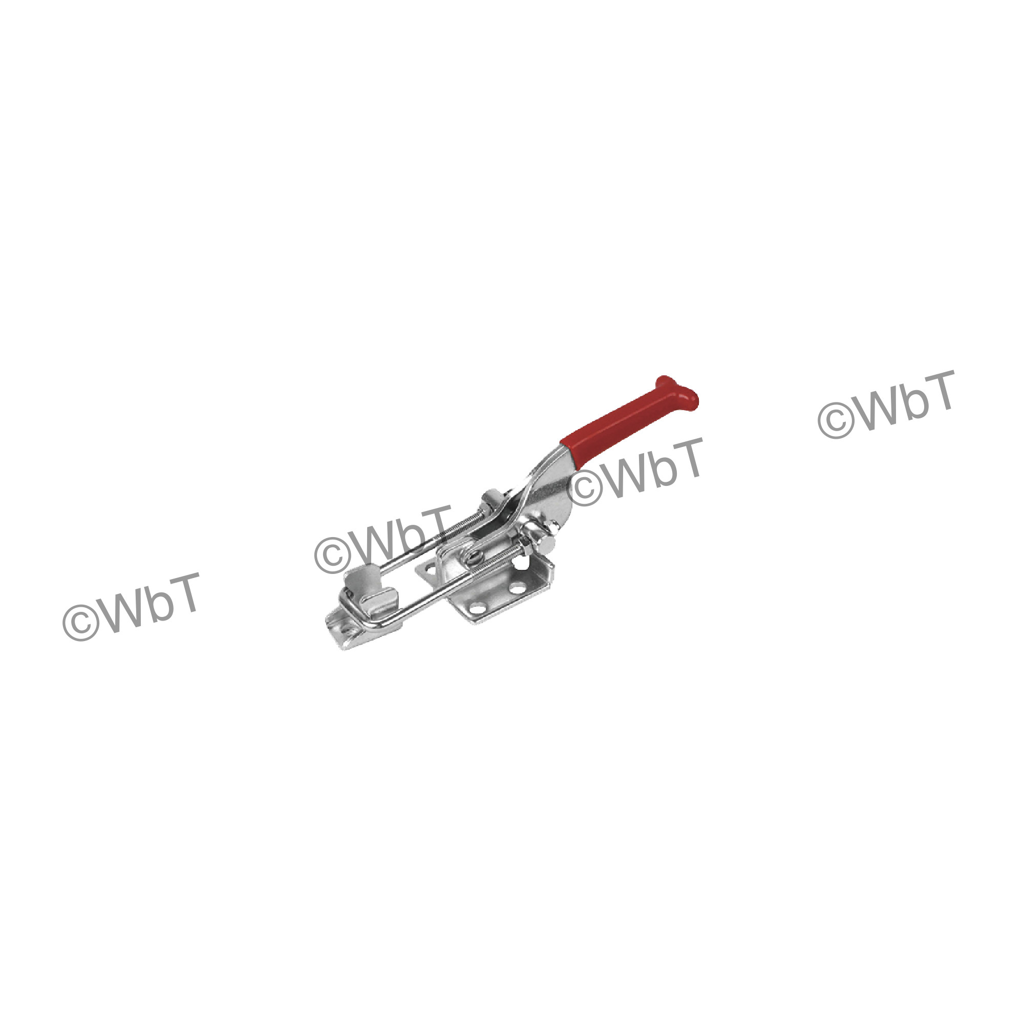 Latch Type Pull Action Clamp