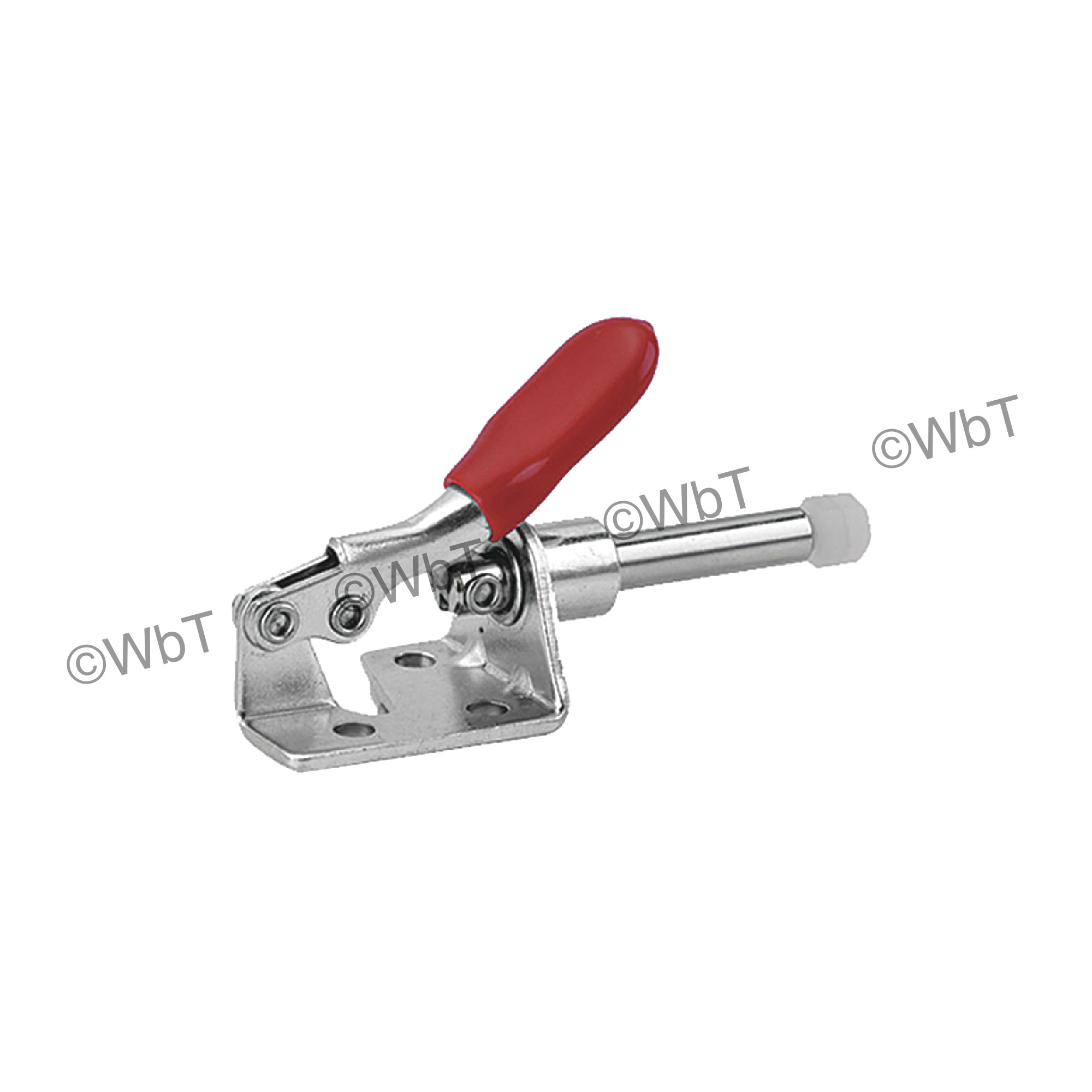 Straight Line Action Toggle Clamp