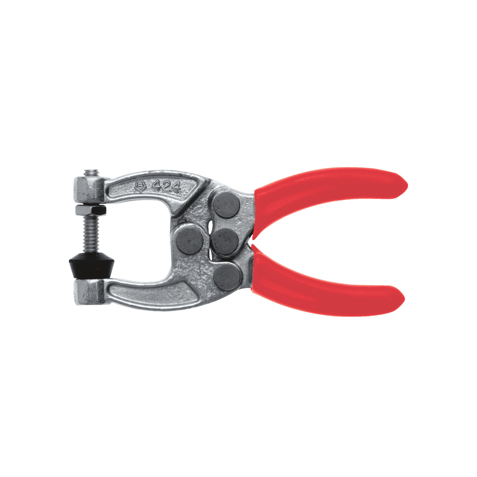 Squeeze Action Forged Jaws Toggle Clamp