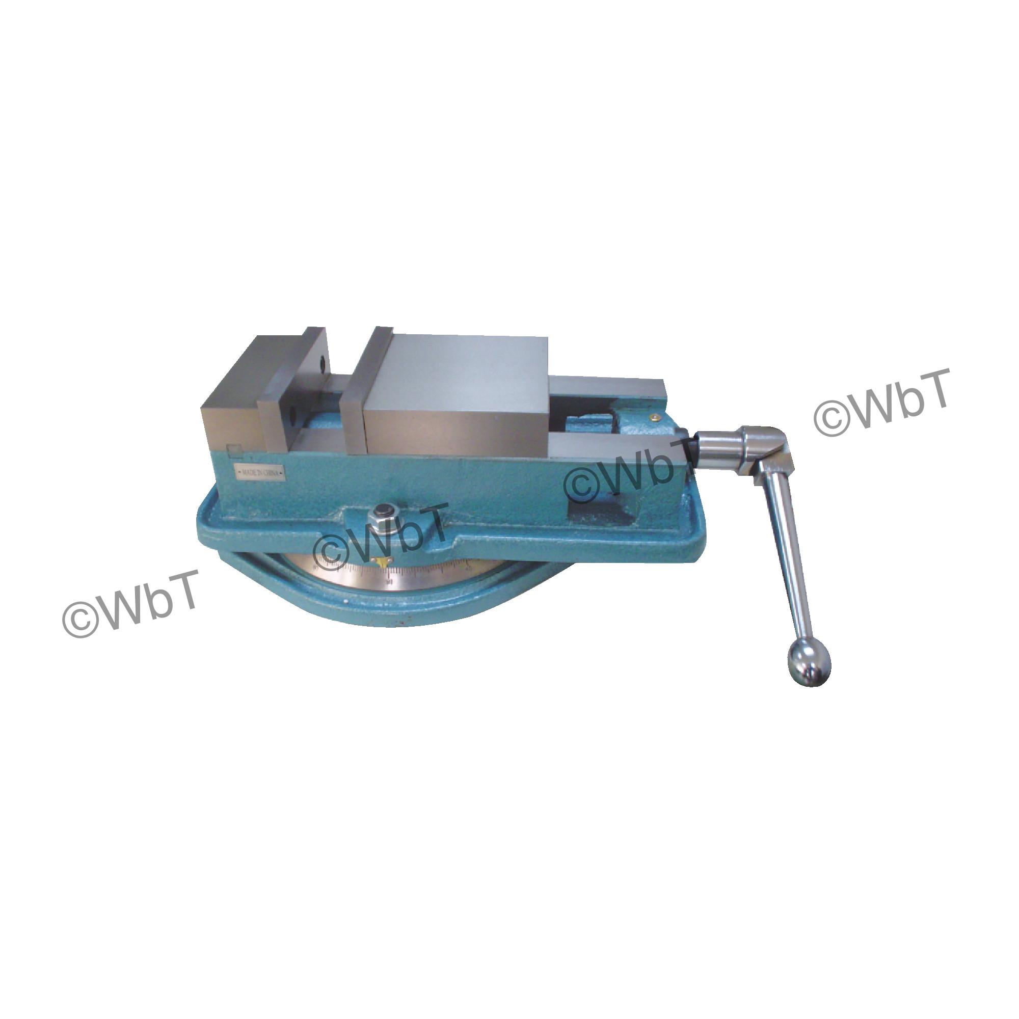 Precision Swivel Base Milling Machine Vise