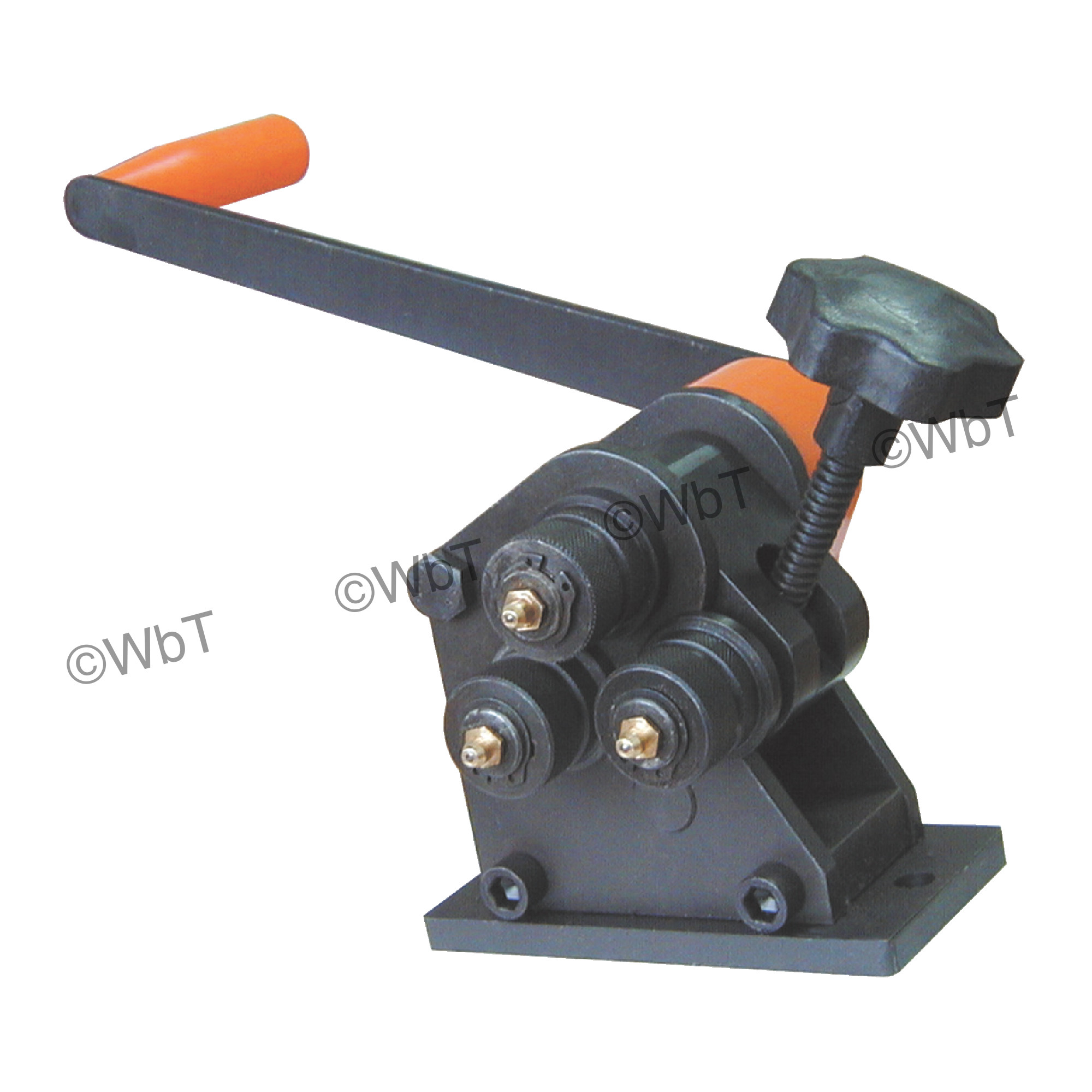 Gear Drive Ring Roller