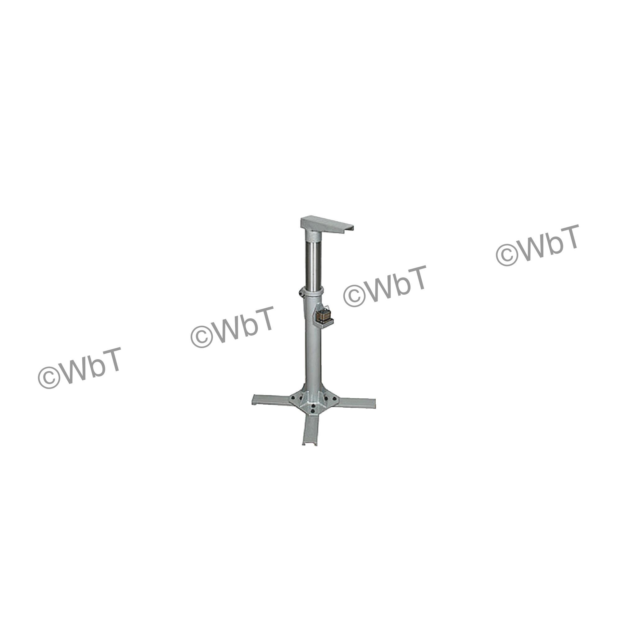 Shrinker-Stretcher Adjustable Height Stand